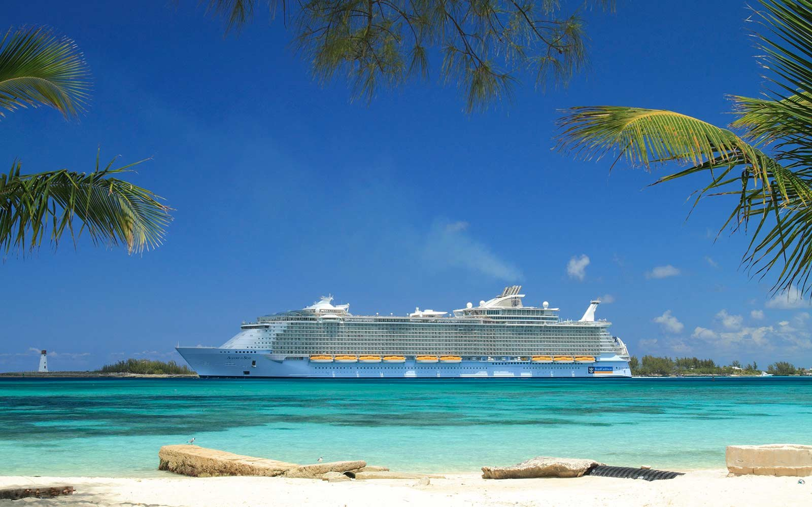 Five Things To Know About Royal Caribbean International S Allure Of The Seas Cruise Ship