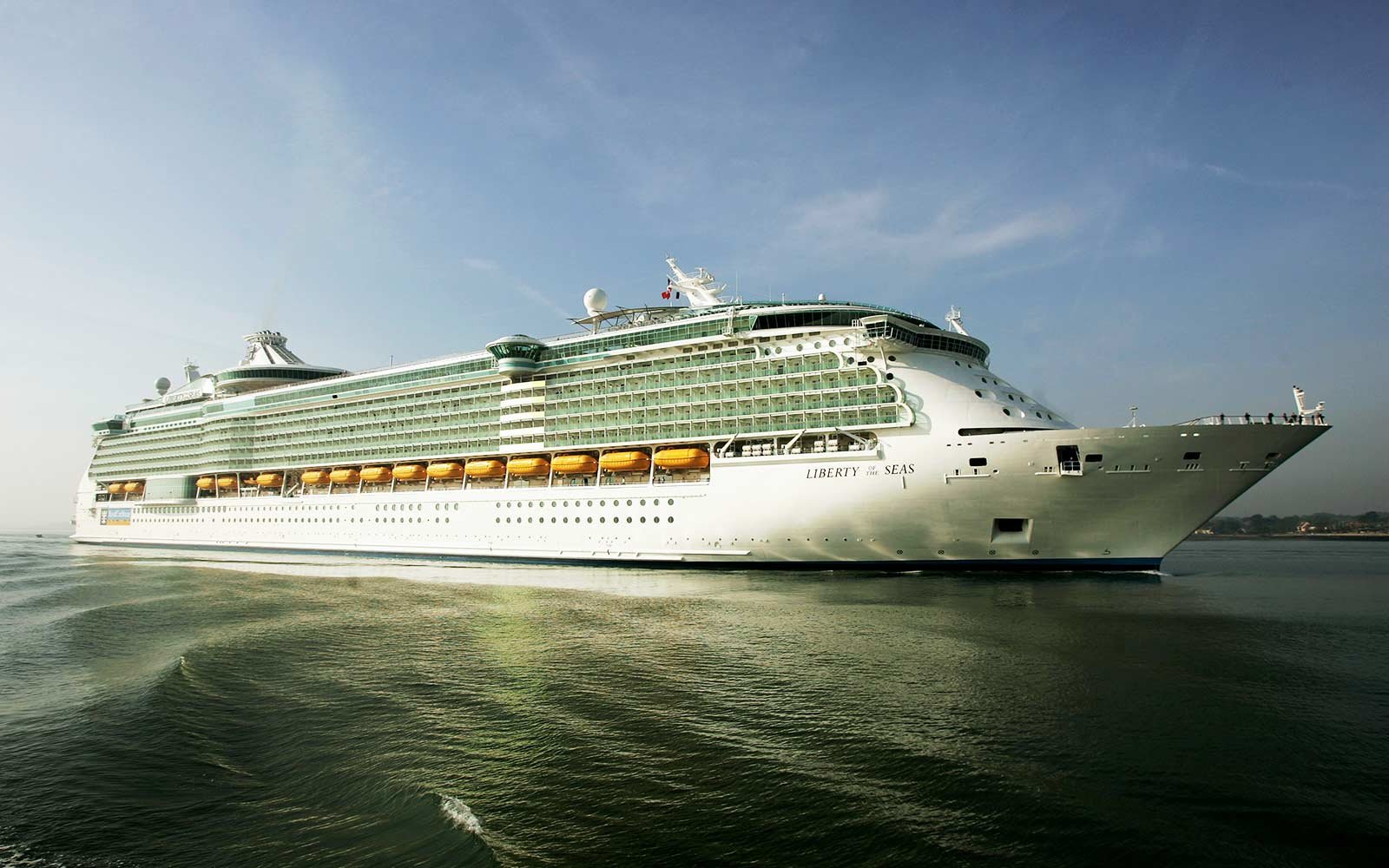 Five Things To Know About Royal Caribbean Internationals Liberty - Liberty of seas