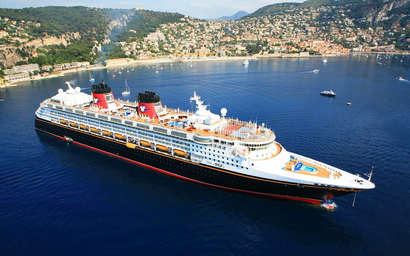 Five Things To Know About Disney Cruise Line S Magic