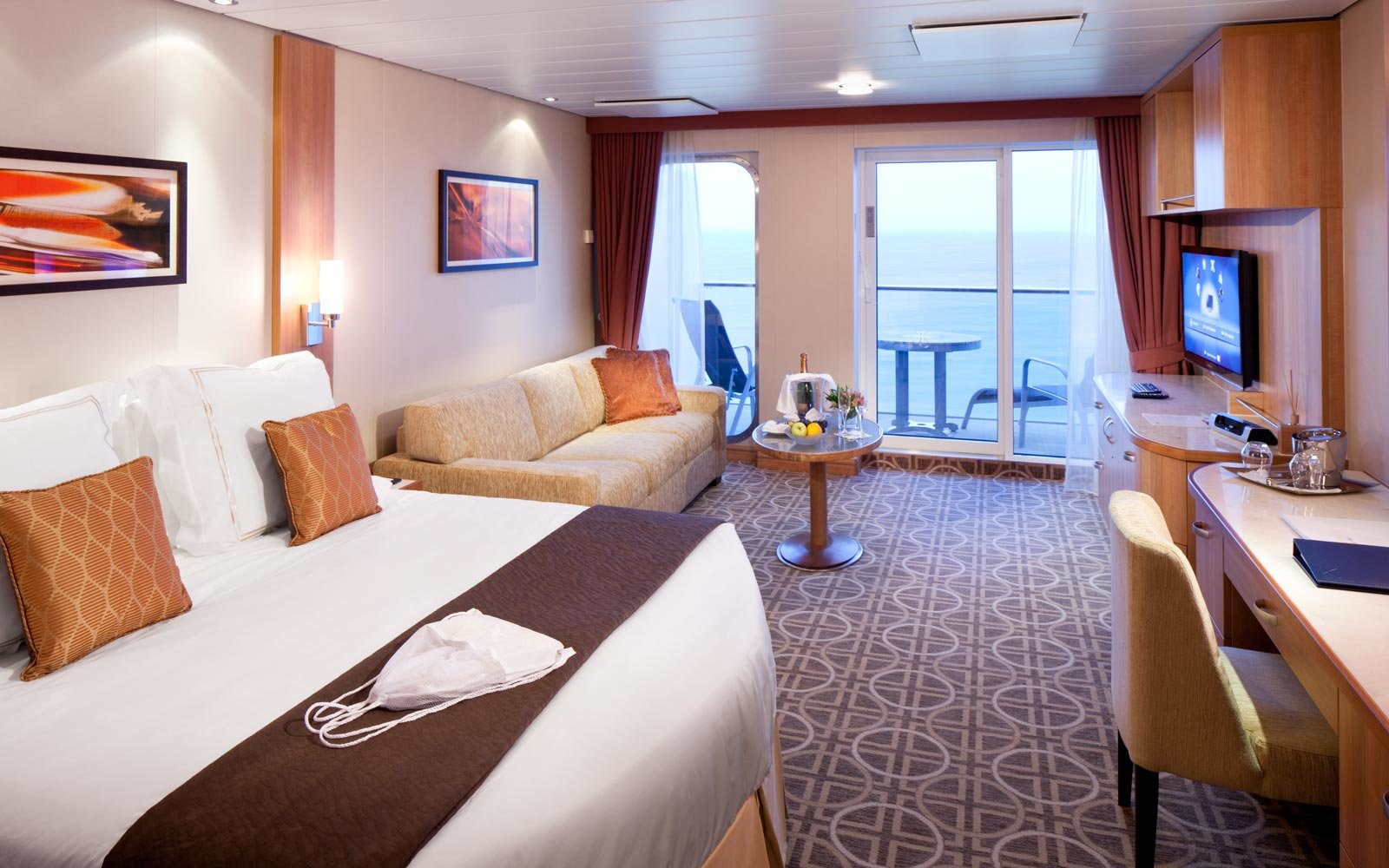 Celebrity Reflection Cabins & Staterooms on Cruise Critic