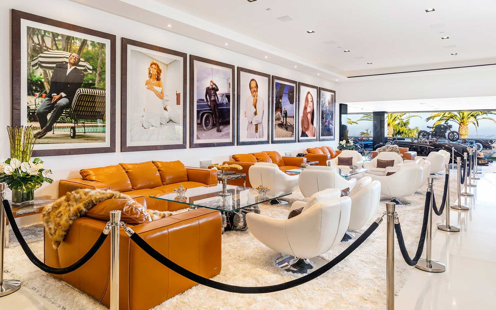 Photos From Inside the Most Expensive Home in America