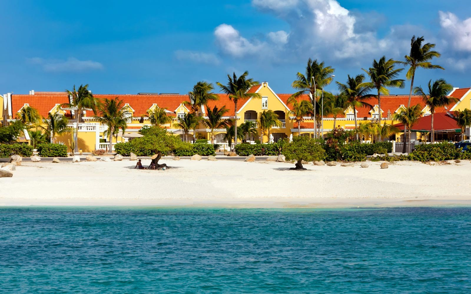 Best All Inclusive Resort In Eagle Beach Aruba
