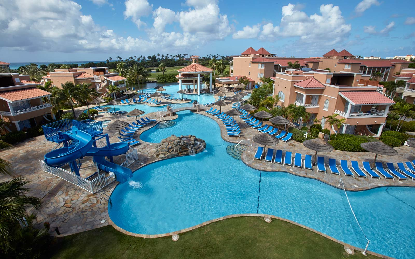 Top all inclusive aruba resorts travel leisure for Best tropical beach vacations
