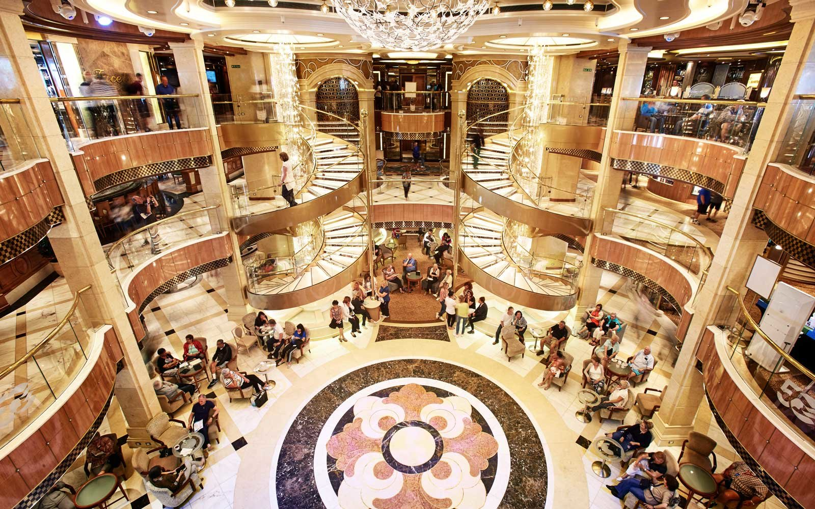 Five Things To Know About Princess Cruises Royal Princess