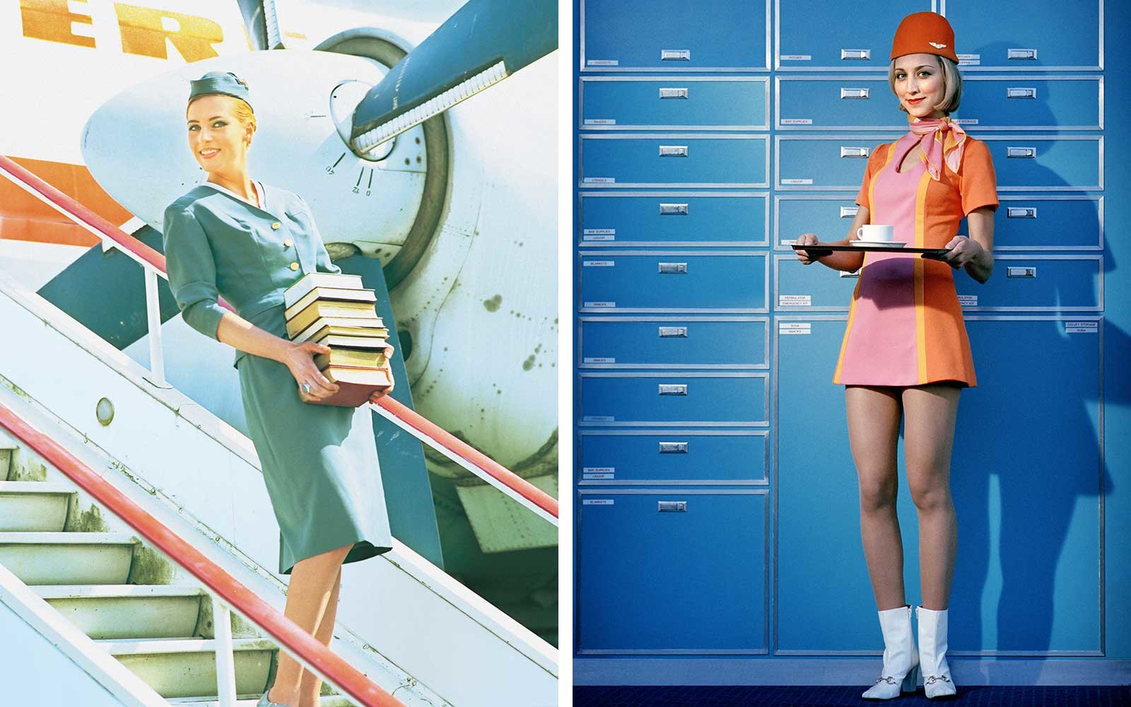 Sexist flight attendant study
