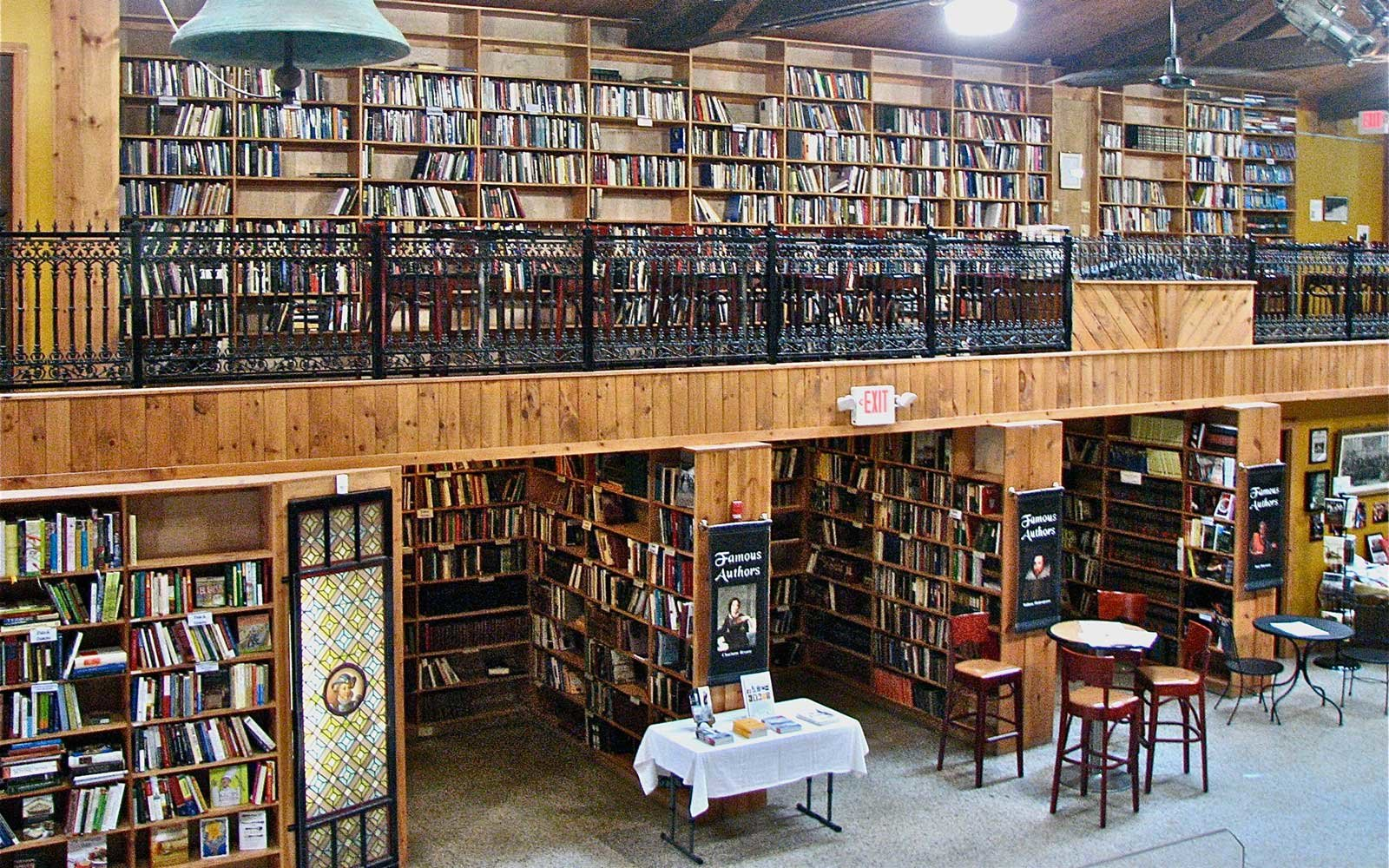 The Midtown Scholar Bookstore, Harrisburg, Pennsylvania