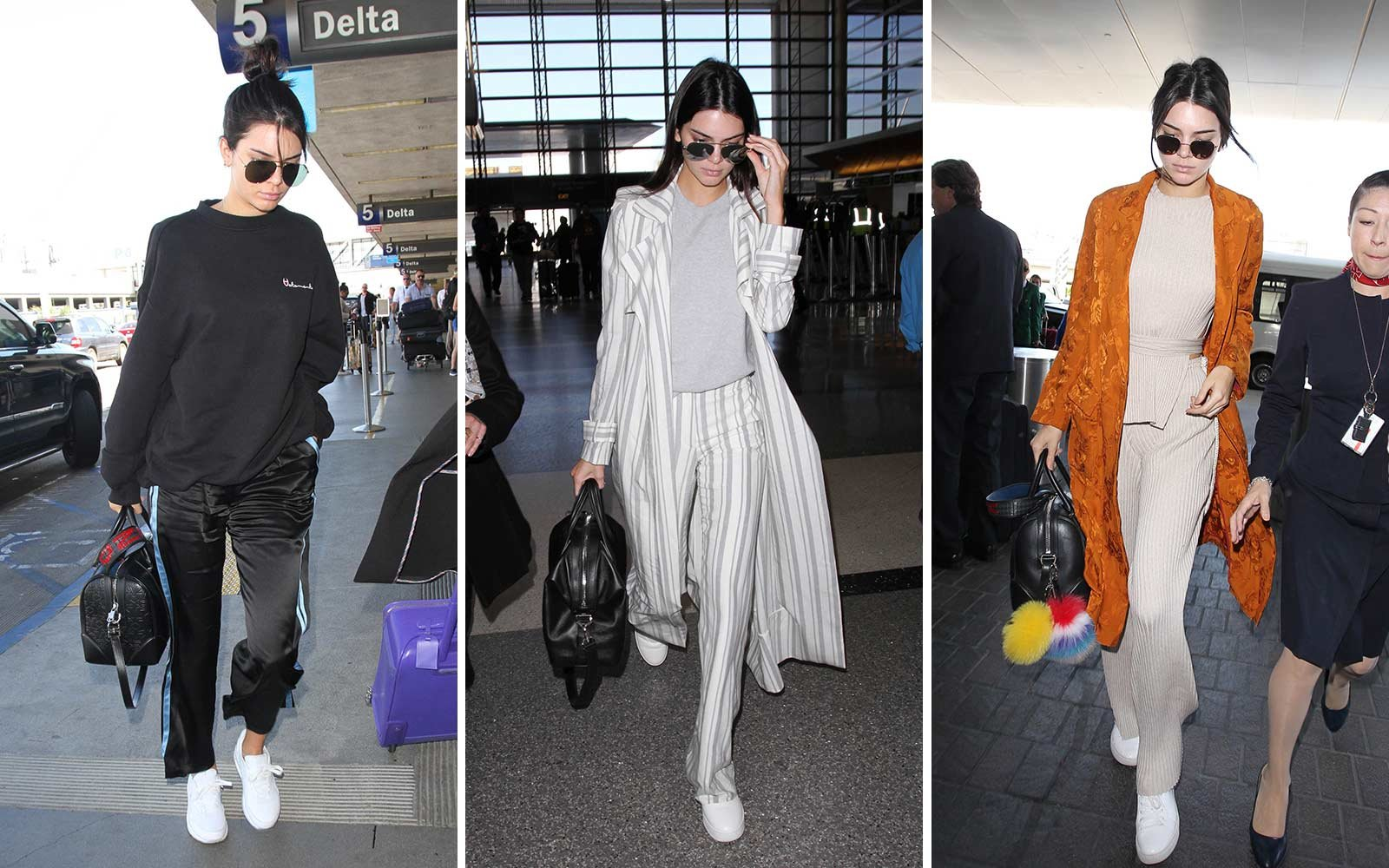 You Won't Believe How Many Suitcases Kendall Jenner Says She Travels With