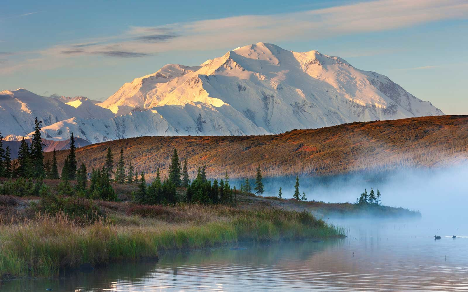 100 Years Denali National Park