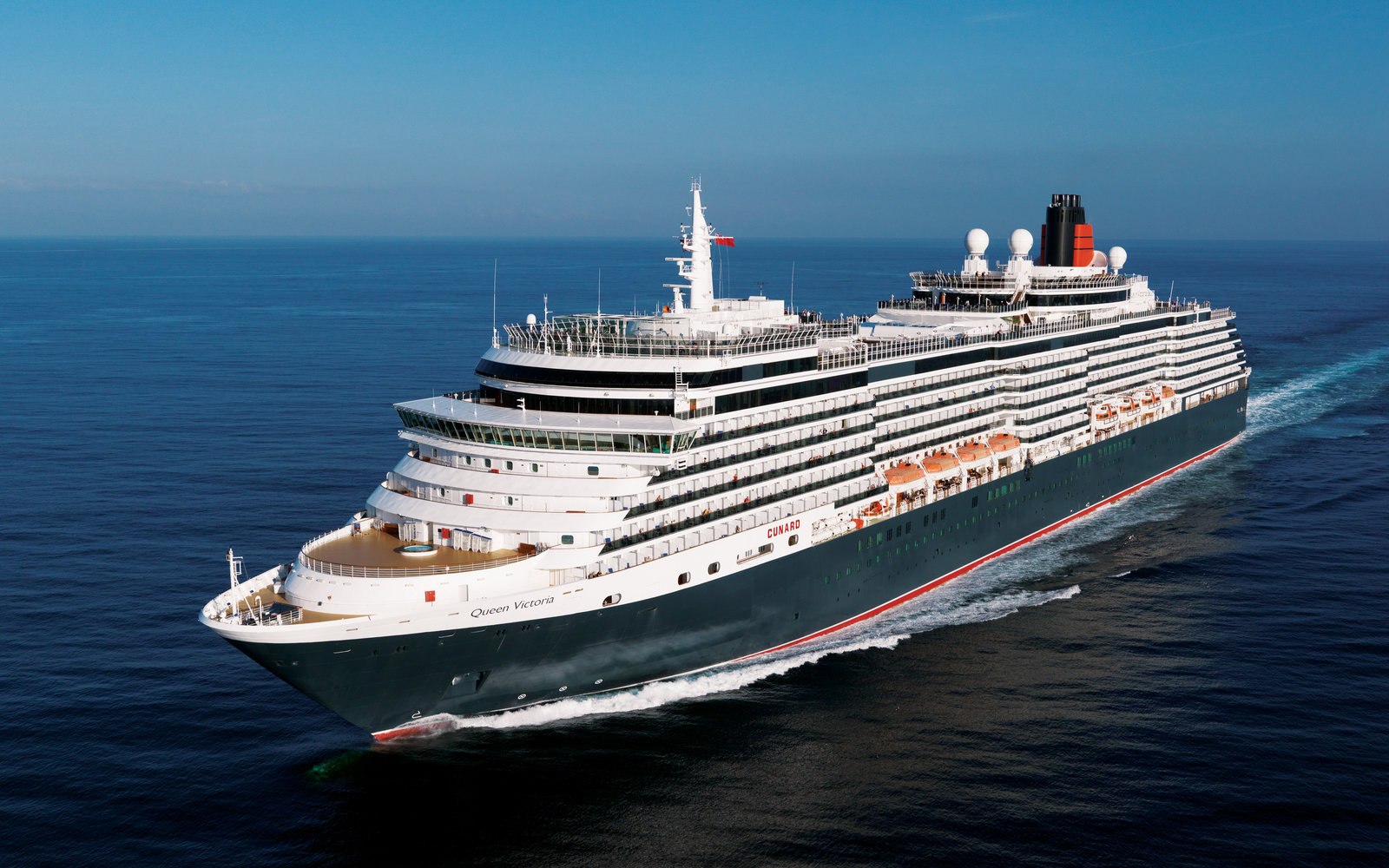 Five Things To Know About Cunard S Queen Victoria Cruise