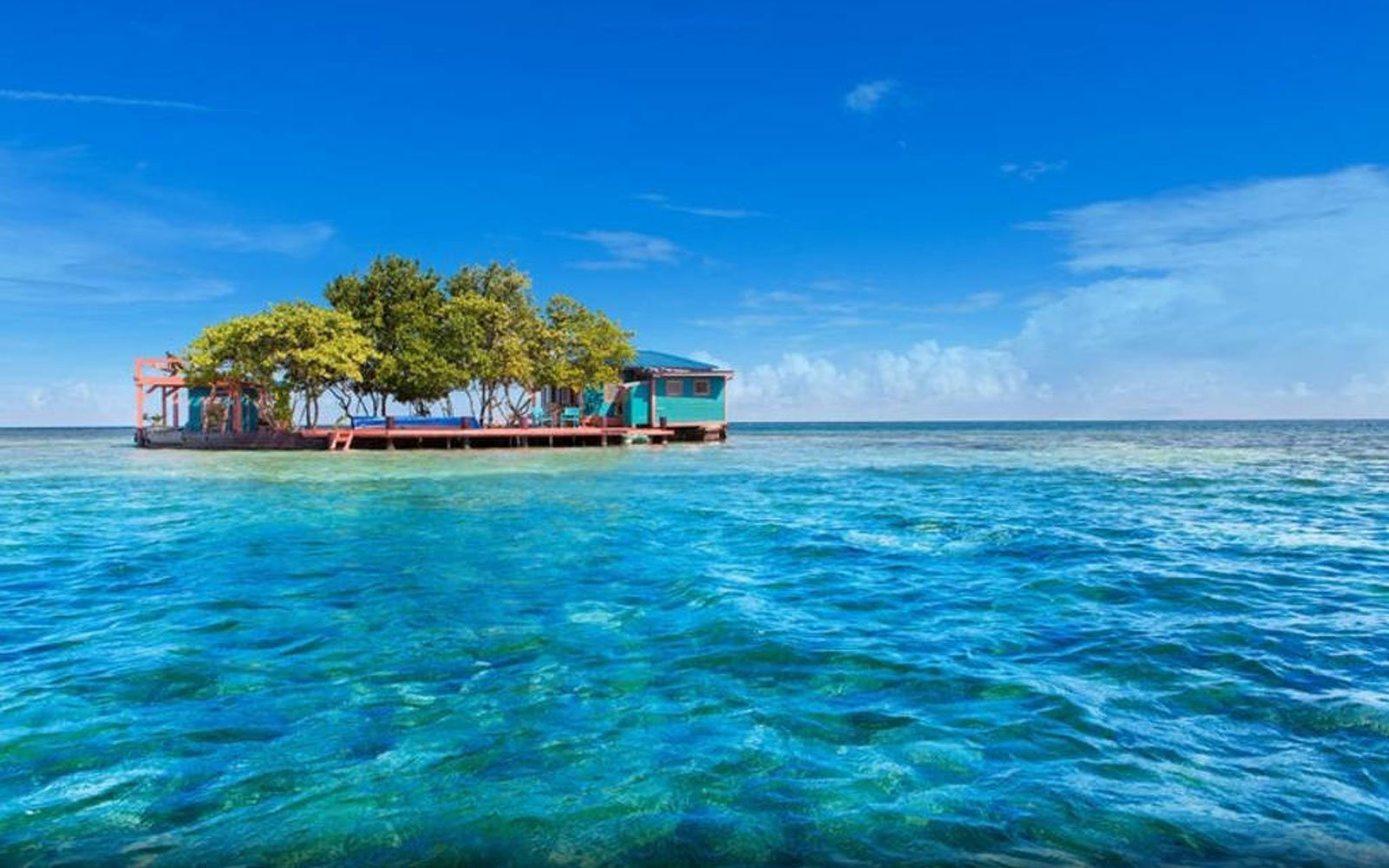 Rent Your Own Private Island Off the Coast of Belize for Less Than ...