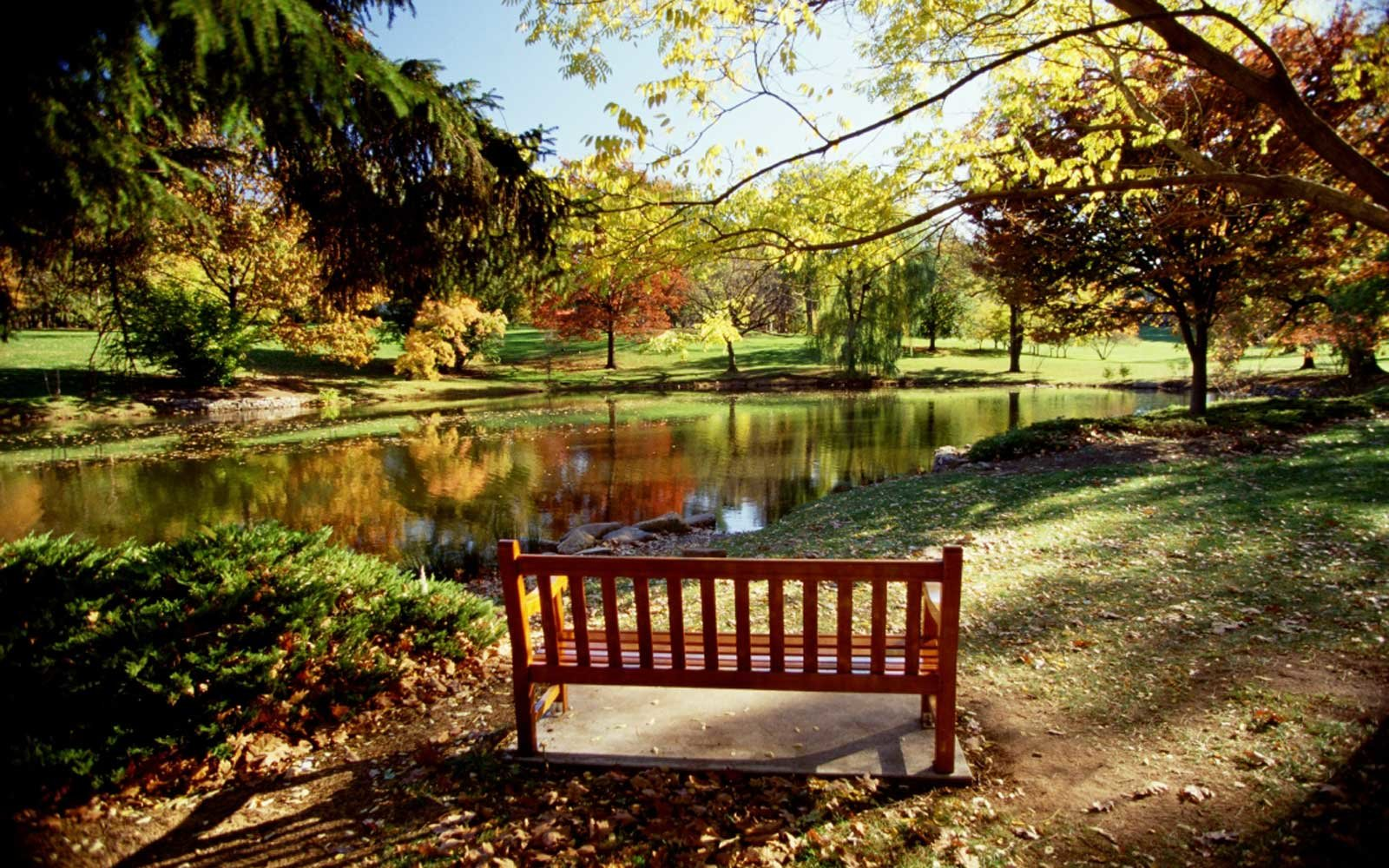 Romantic Spots in Every State