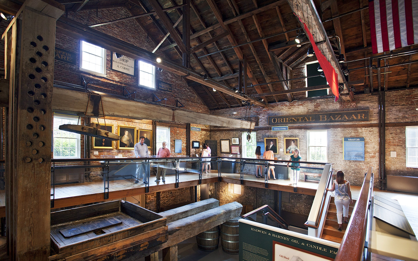 Whaling Museum Travel Leisure