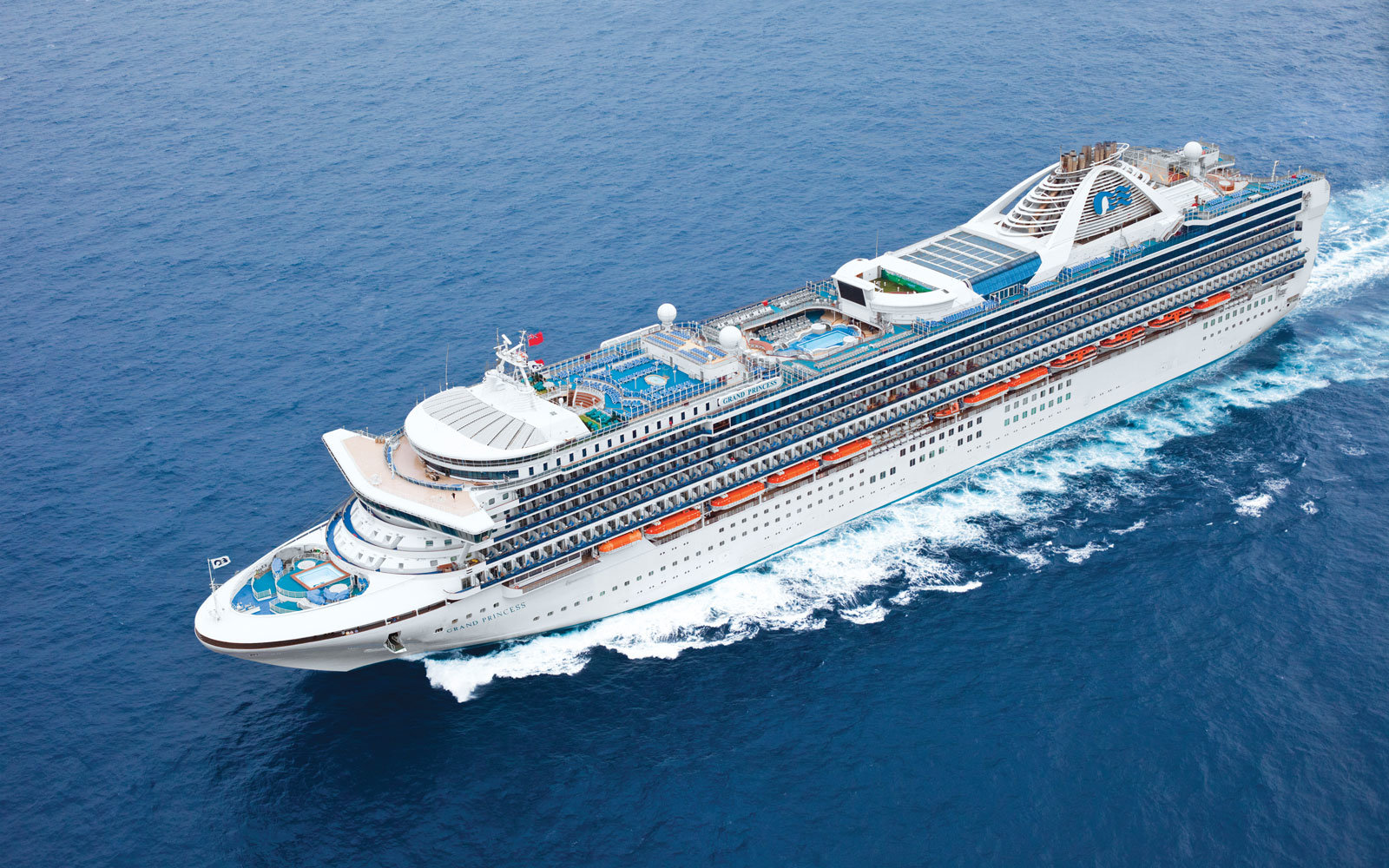 Five Things To Know About Princess Cruises Grand Princess