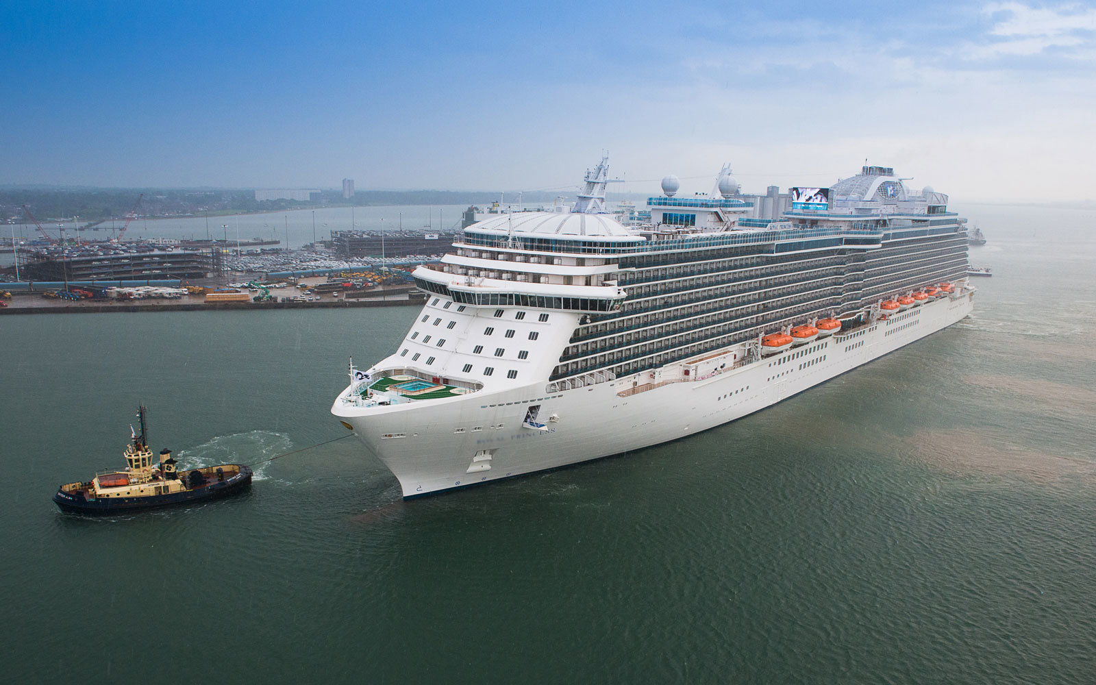 Five Things To Know About Princess Cruises Regal Princess