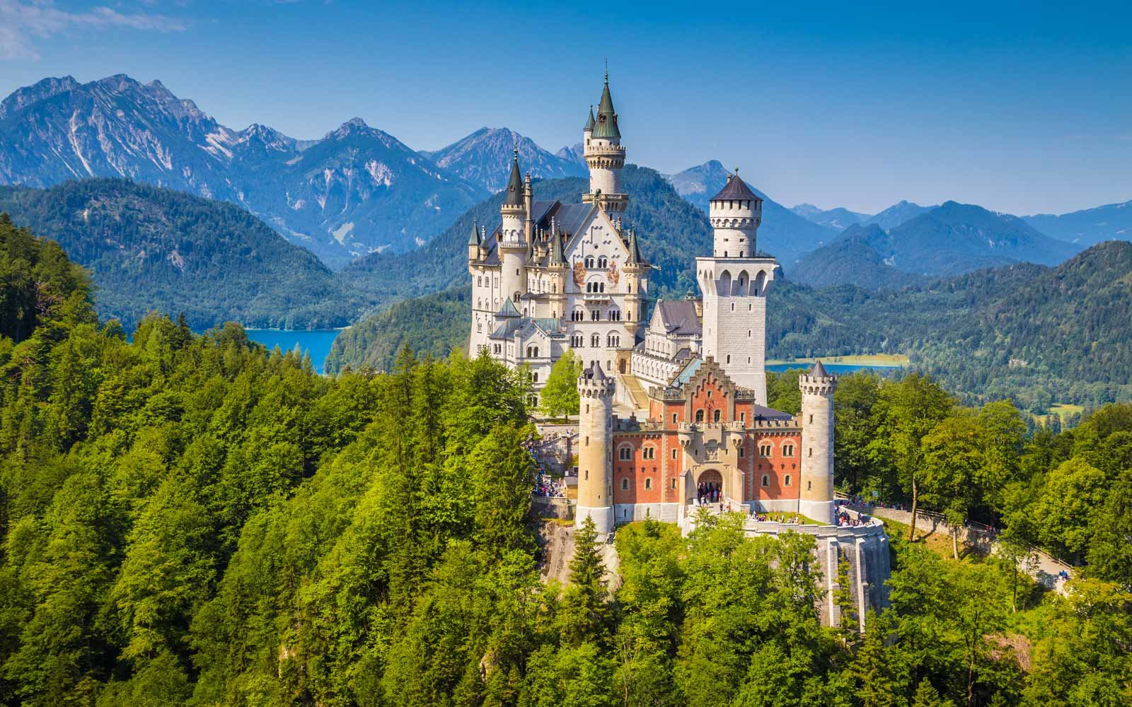 Real Life Places That Inspired Disney