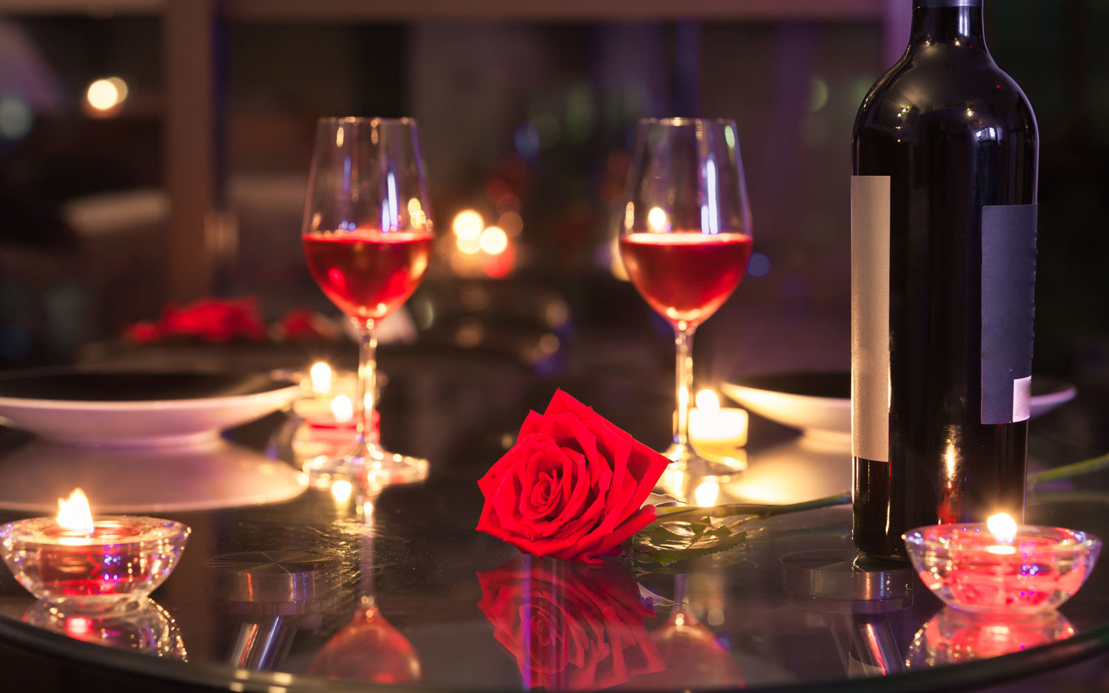 The 100 Most Romantic Restaurants in the US Travel Leisure