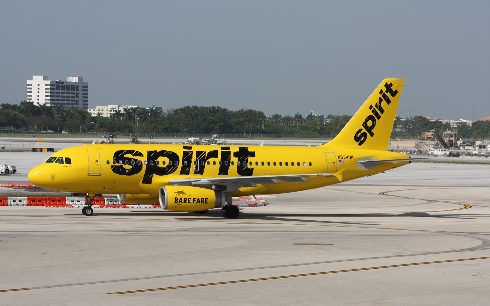Your baggage allowance on spirit airlines is about to get for Cheap flights with spirit airlines