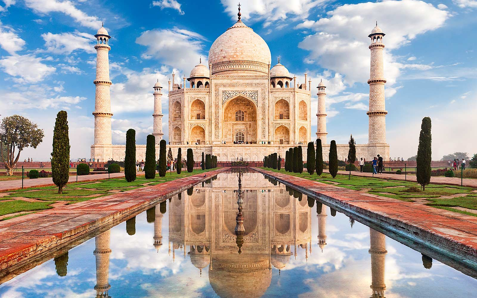 Secrets, History, and Facts About the Taj Mahal | Travel + Leisure