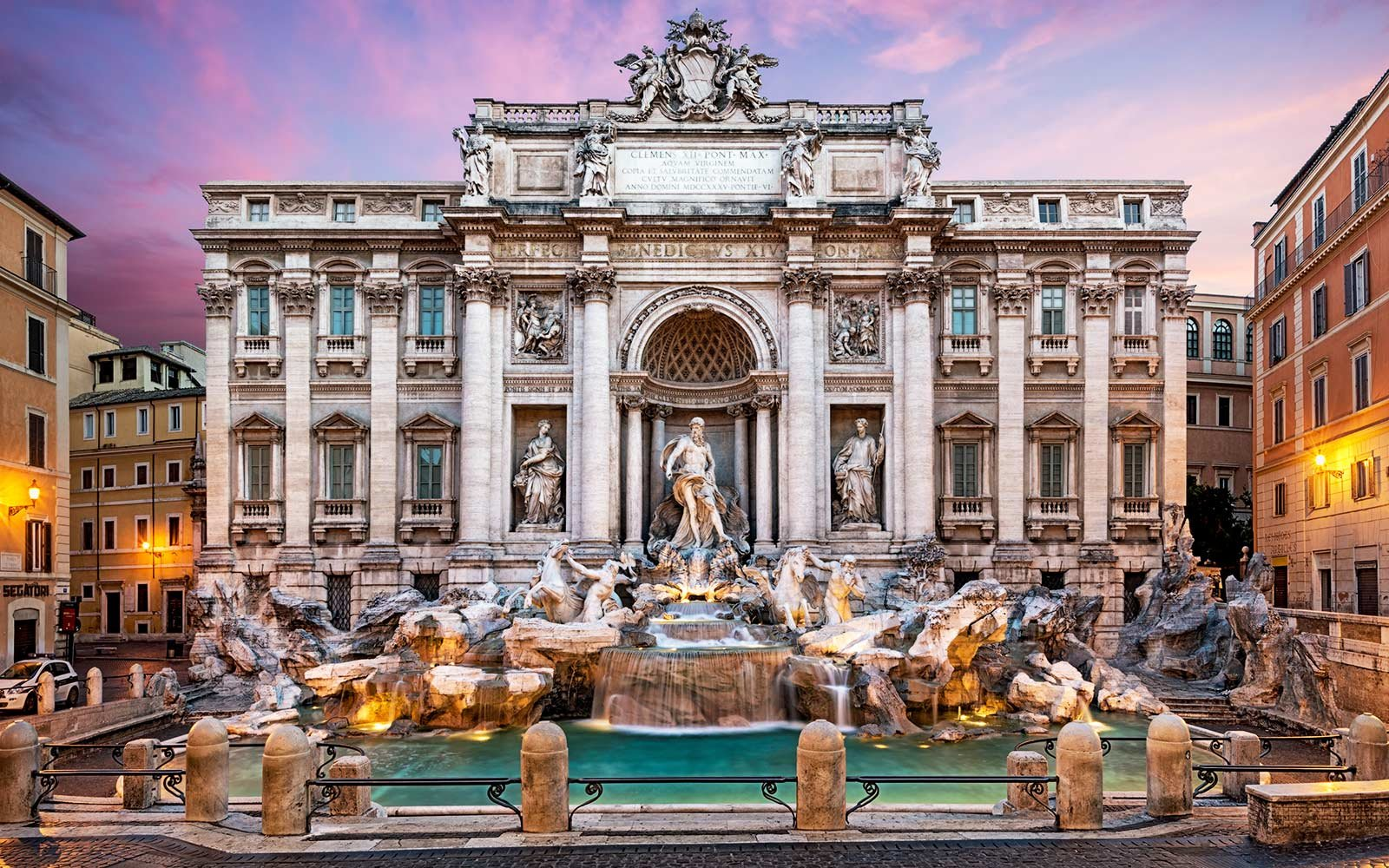 Secrets History, and Facts - Trevi Fountain Rome