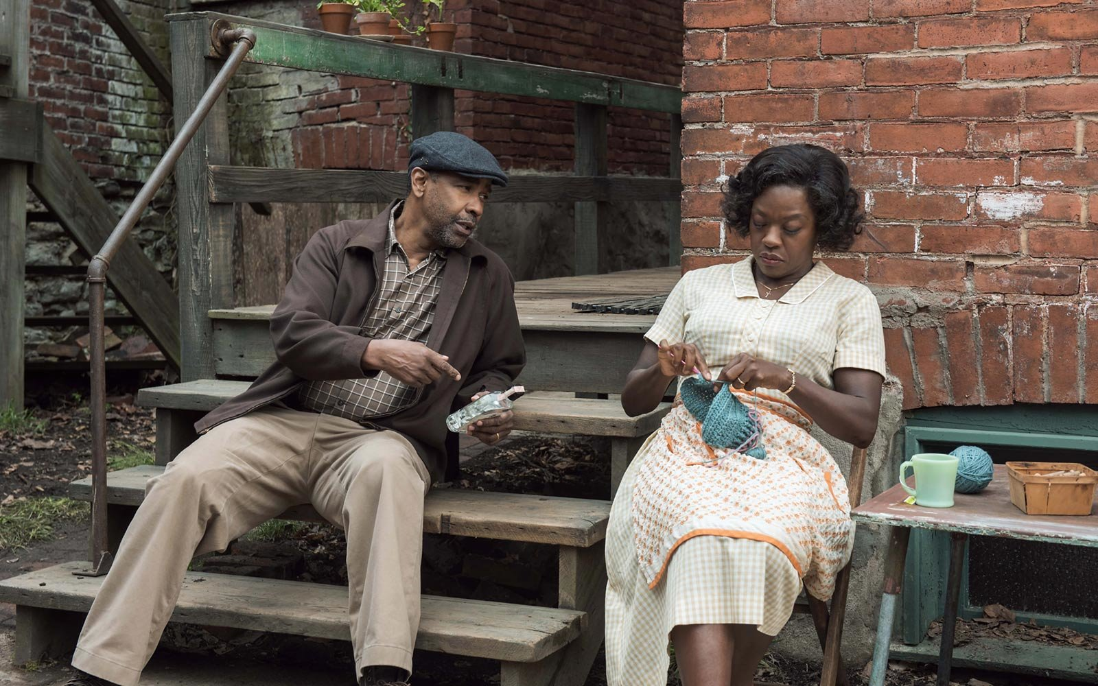 Fences, Movie