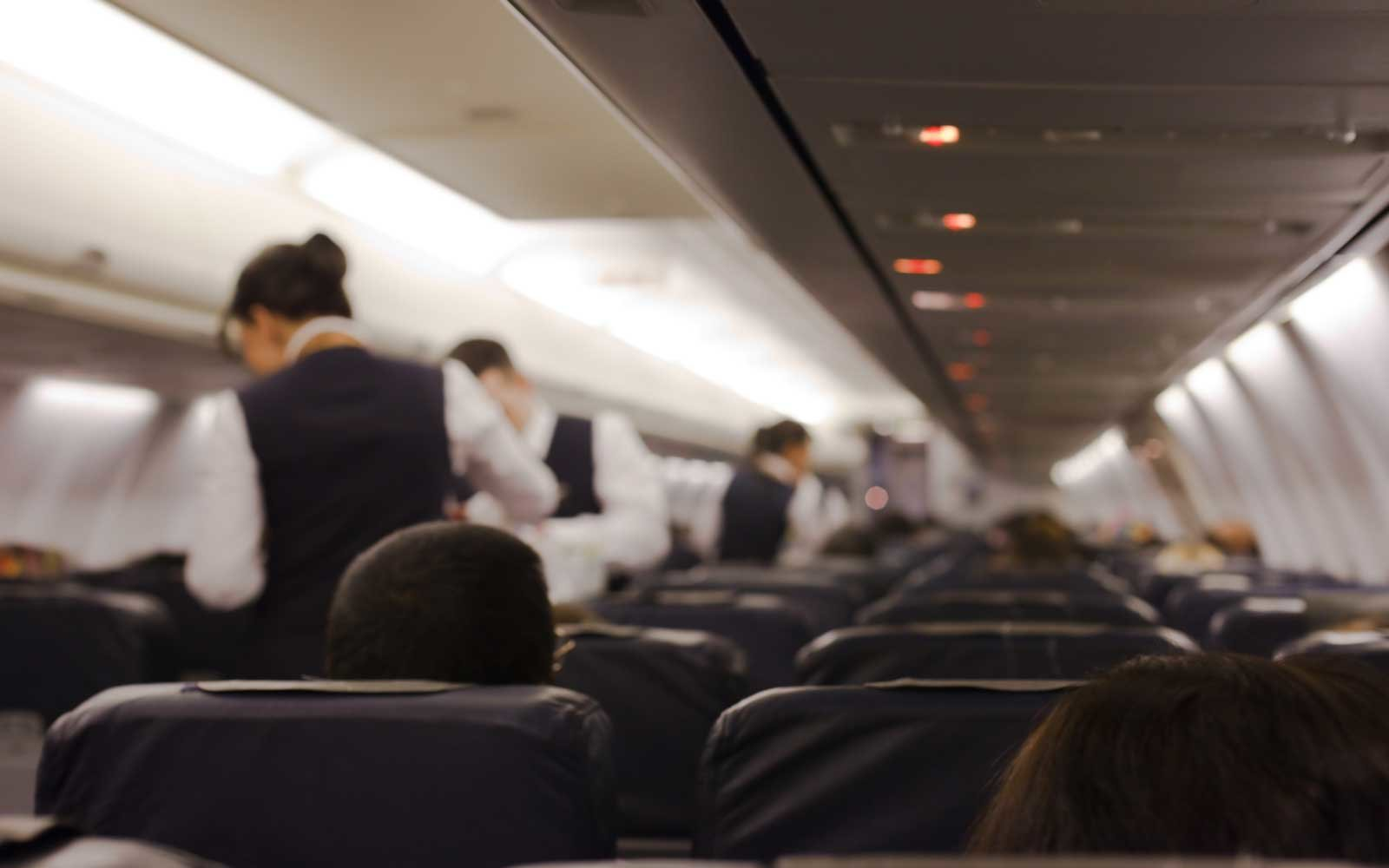 Flight Attendants Look Out for Human Trafficking