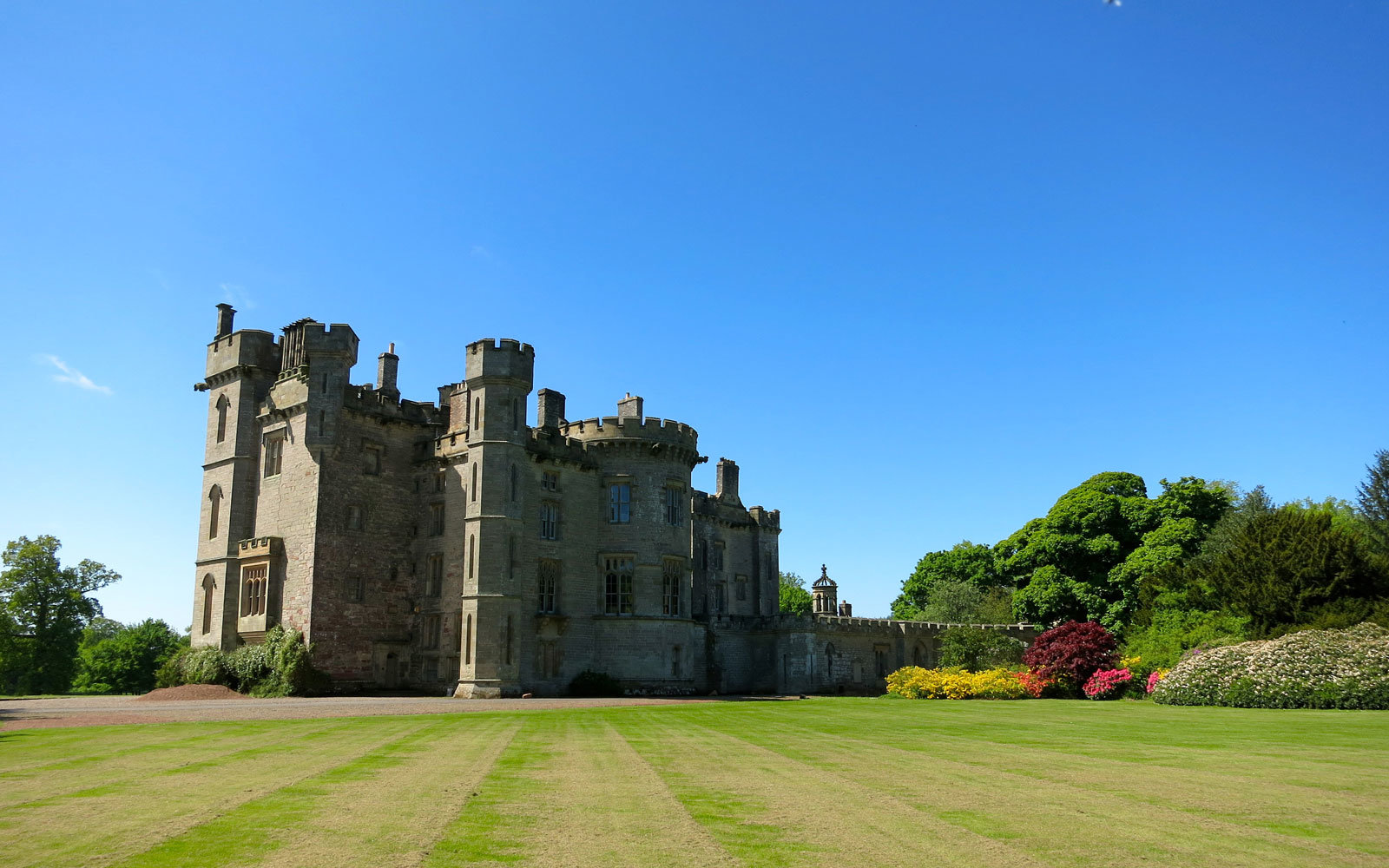 Win a fairy tale trip to a Scottish castle to celebrate 'Beauty and the Beast.'