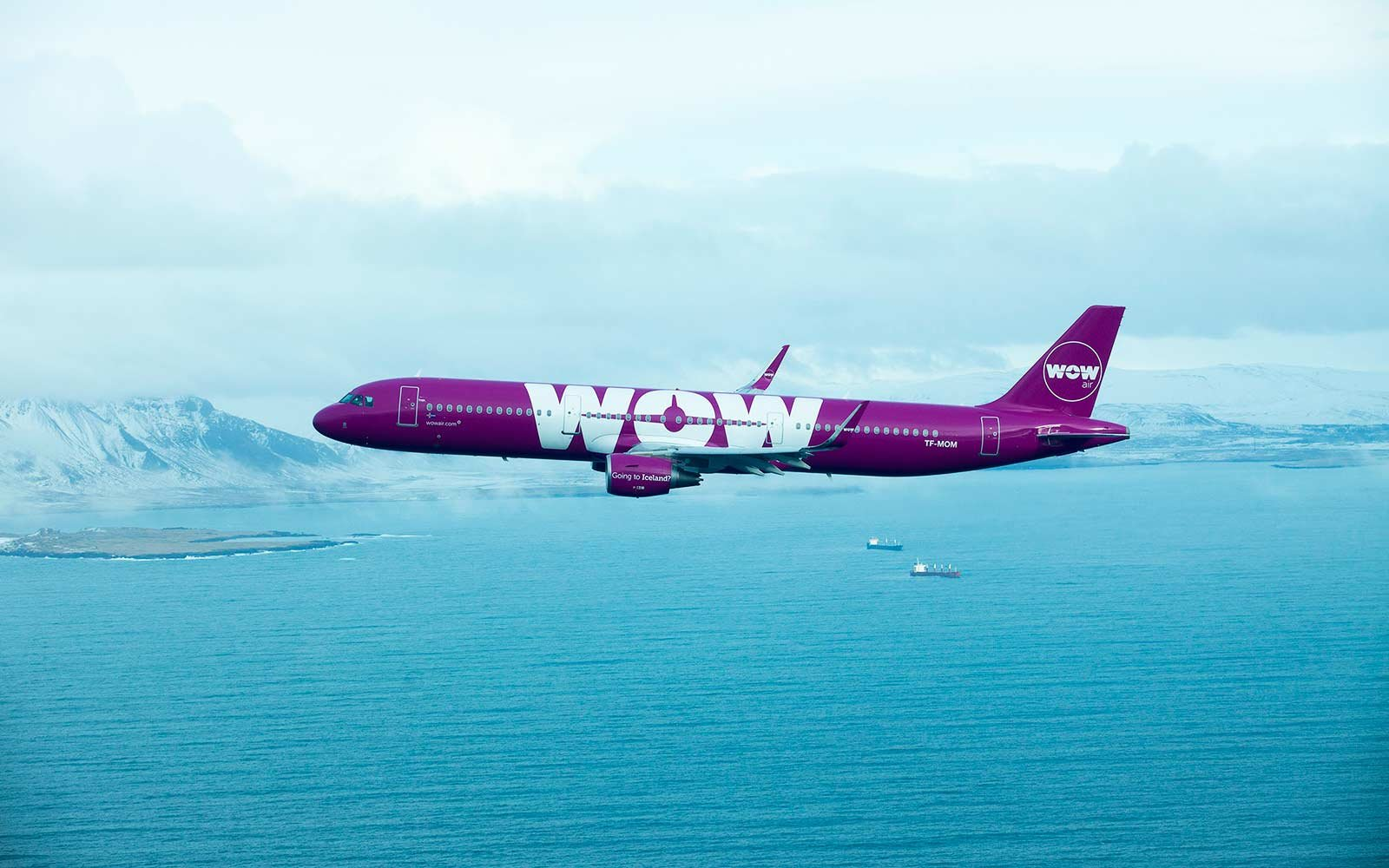 WOW Air 3-tiered tickets