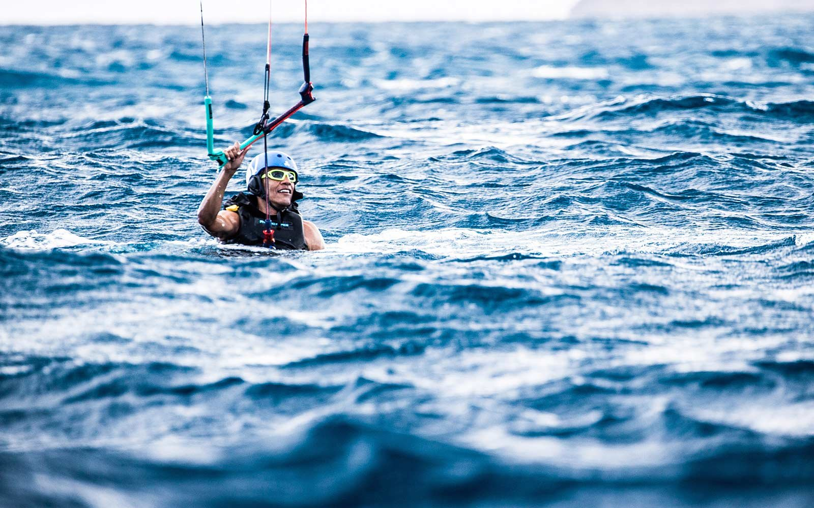 Obama kitesurfing vacation reactions
