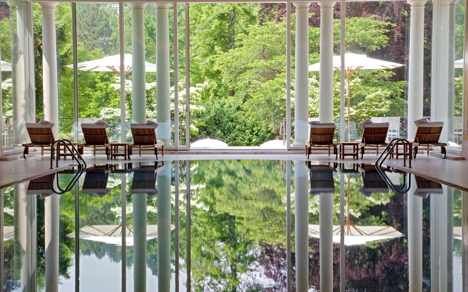 No. 11: Brenner's Park Hotel & Spa in Baden Baden, Germany