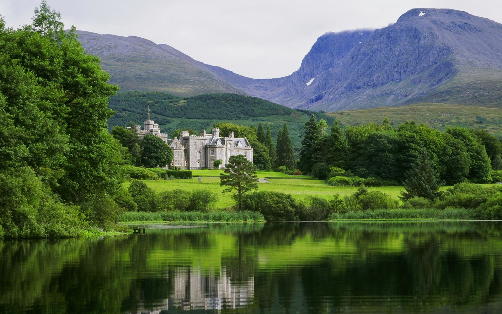 No. 8: Inverlochy Castle Hotel in Fort William, Scotland
