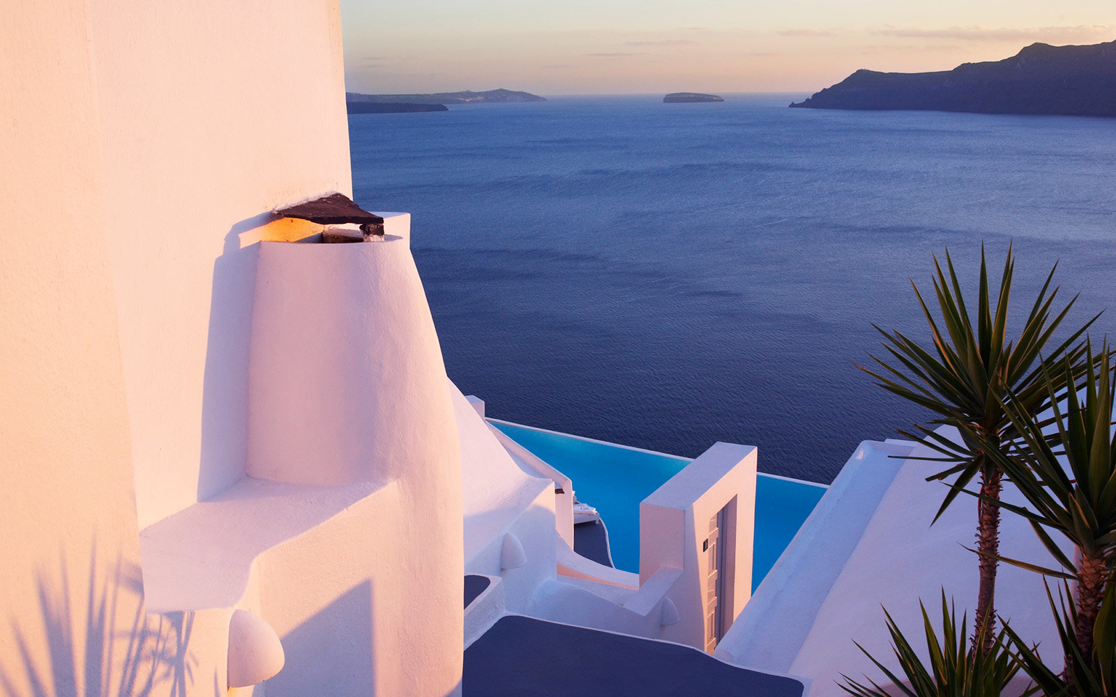 Katikies, Santorini, Greece