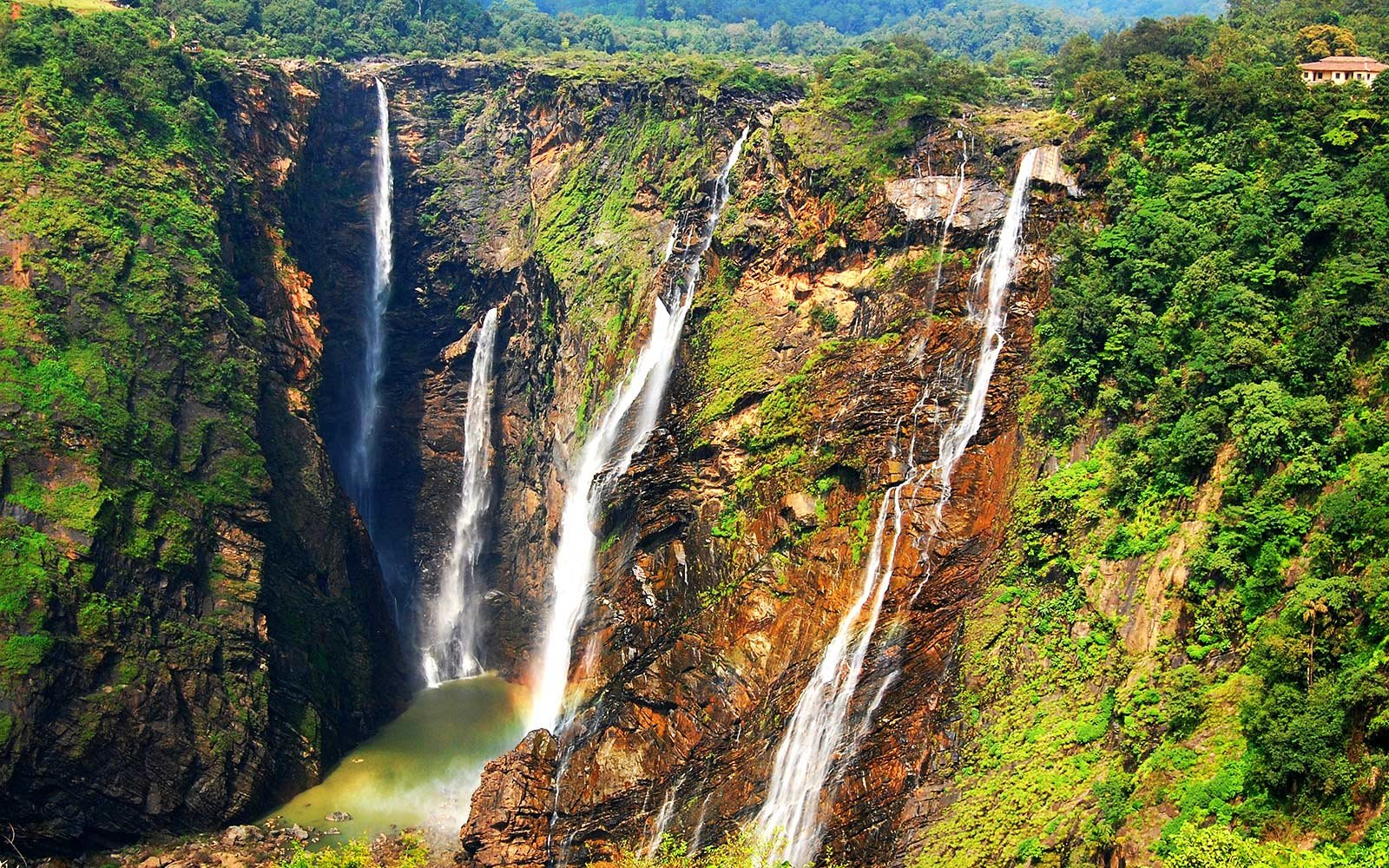 Biggest Waterfall in India Jog Falls