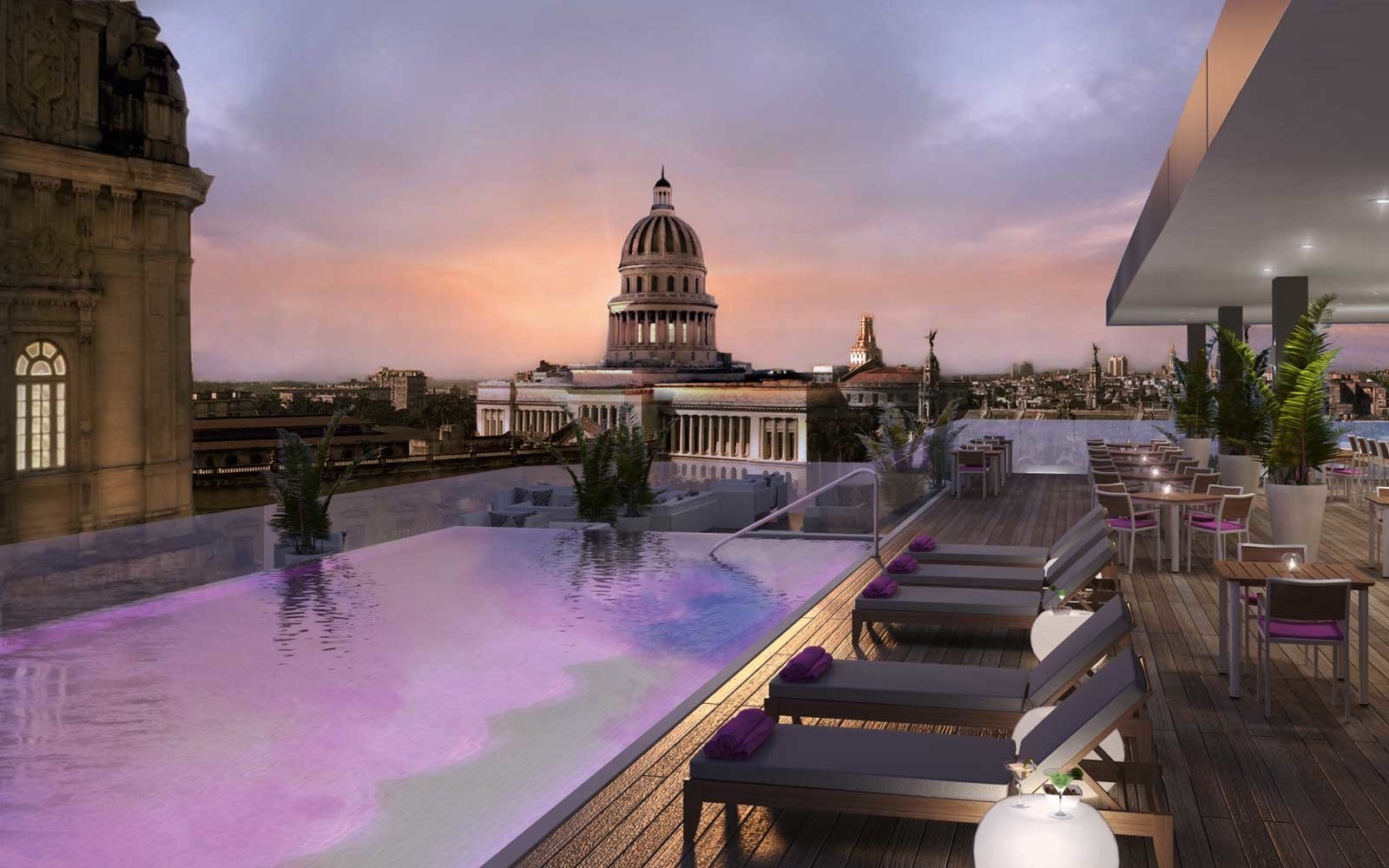 Cuba is getting its first five star hotel