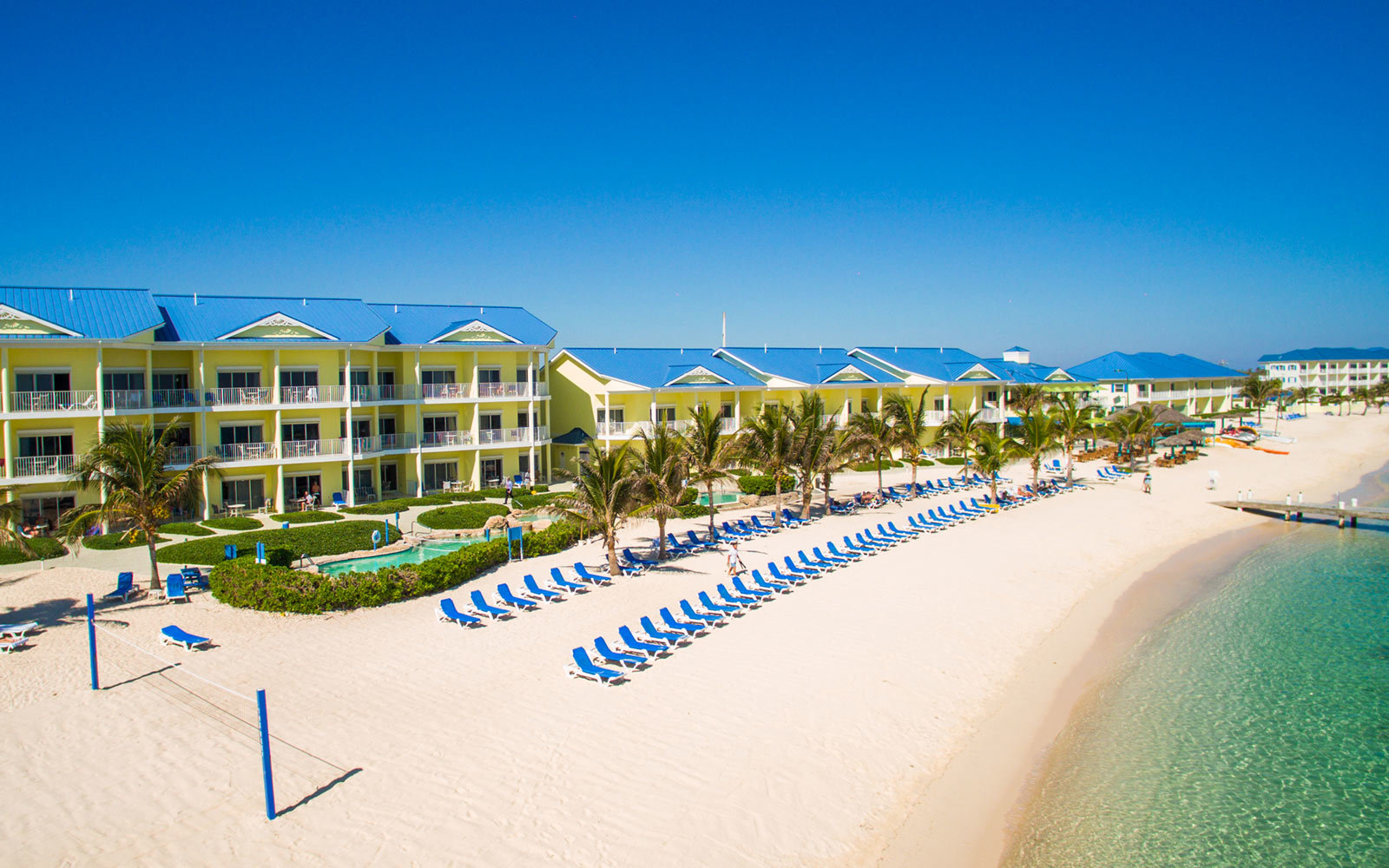 Top all inclusive cayman islands resorts travel leisure for All inclusive winter vacations