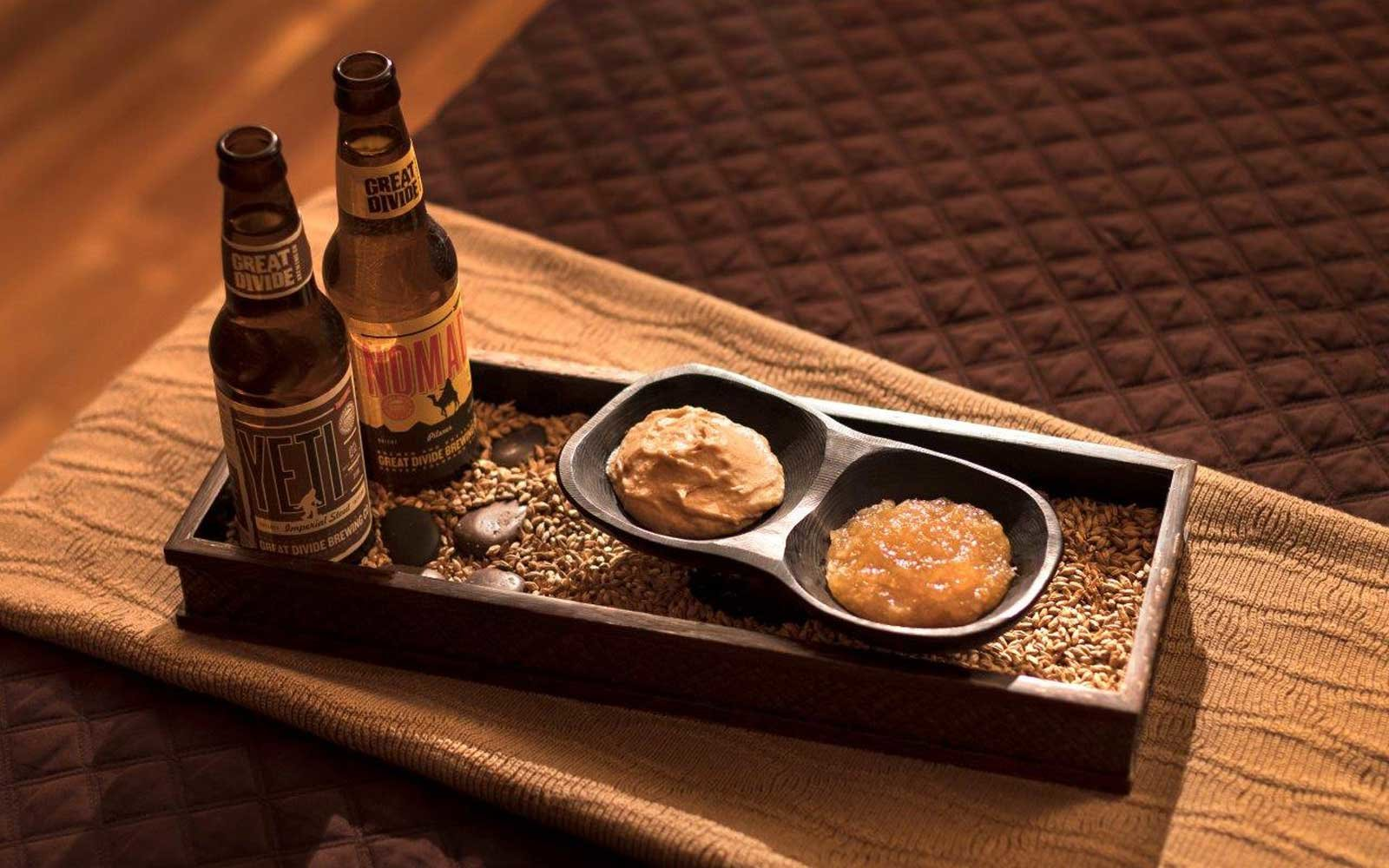 America's Best Food and Drink-Based Spa Treatments