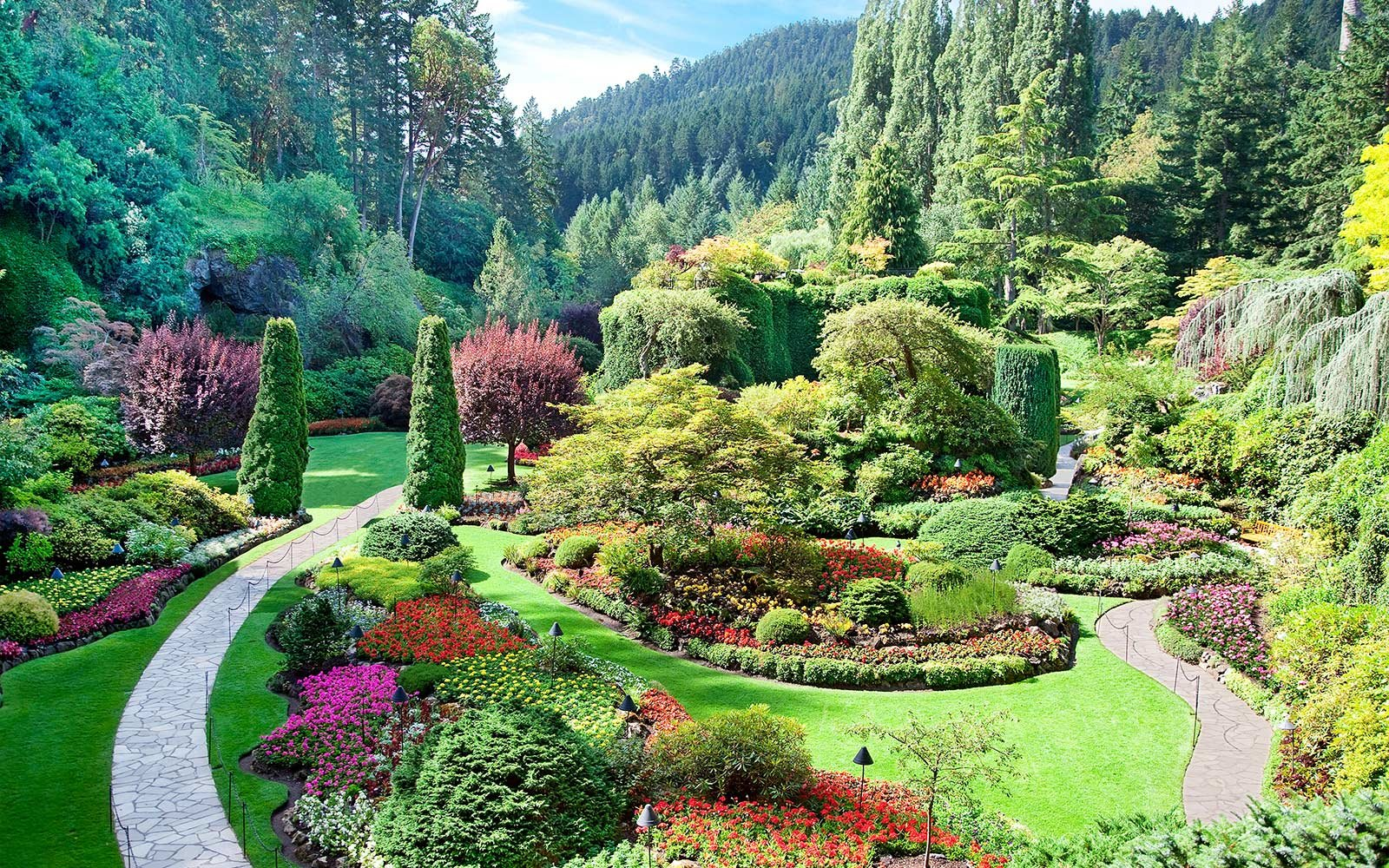 Top 10 most beautiful garden in the world - World S Best Awards Most Romantic Cities