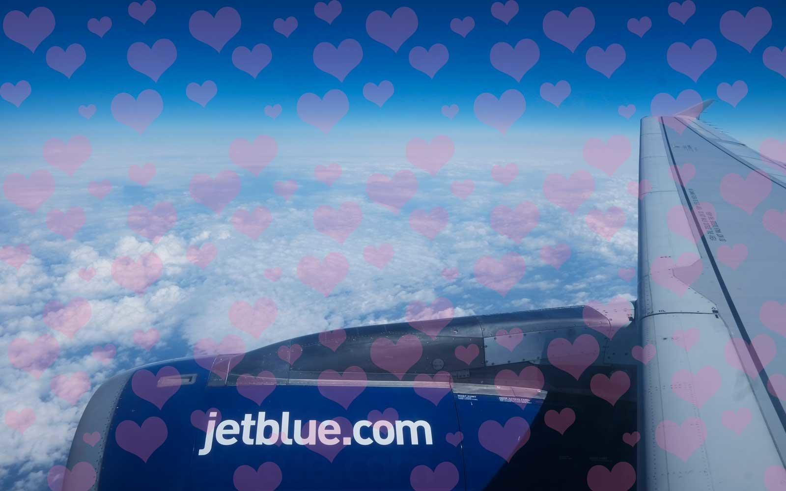 JetBlue Valentine's Day