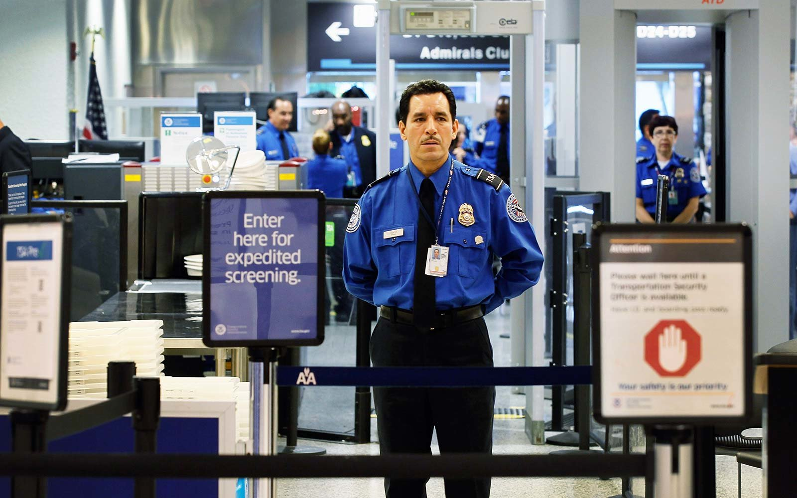 TSA behavioral detection