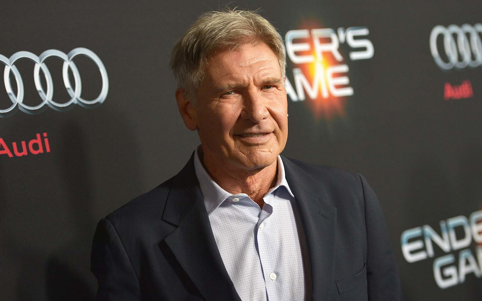 Harrison Ford plane close call