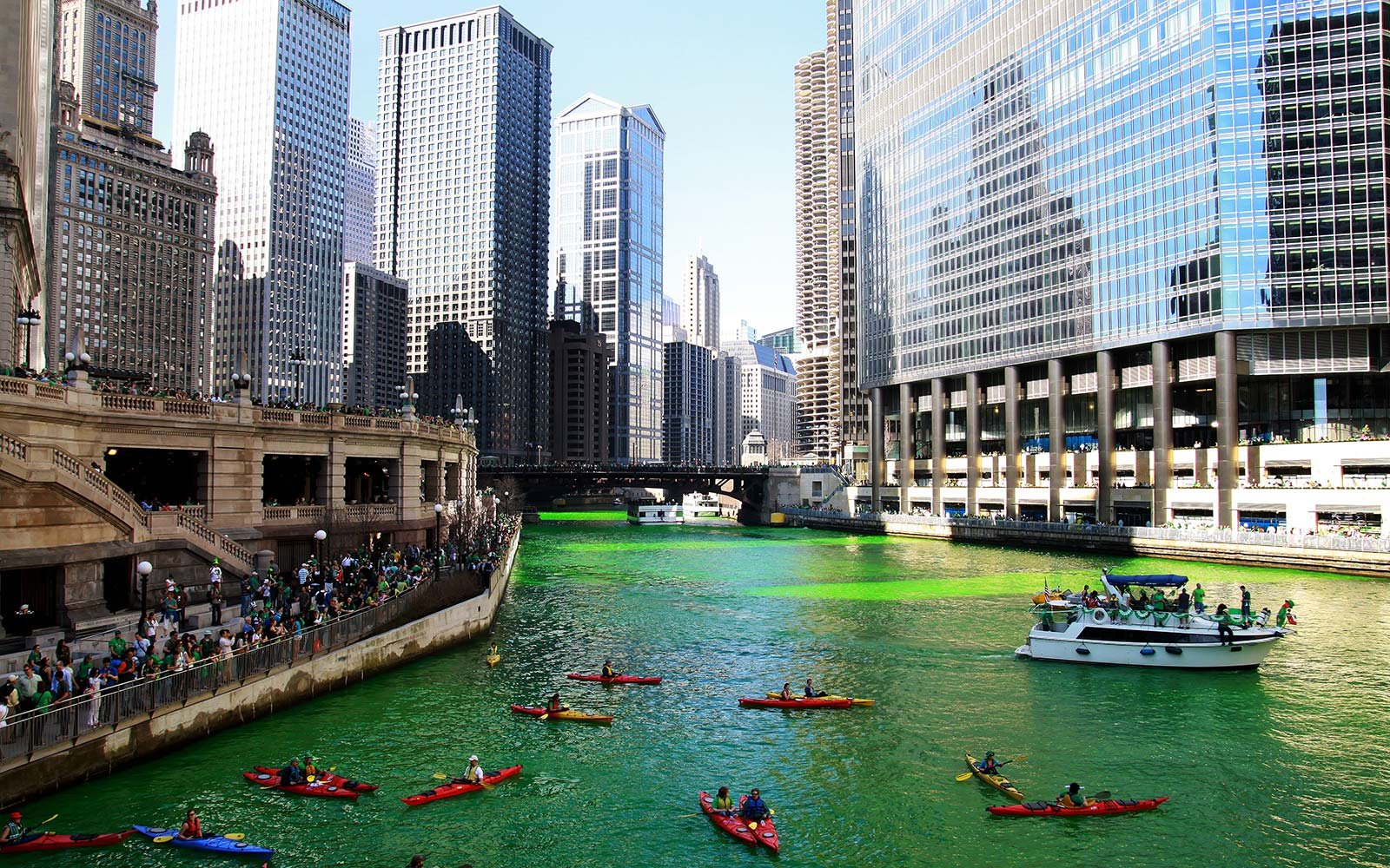 Best places to stay in chicago for st patricks day