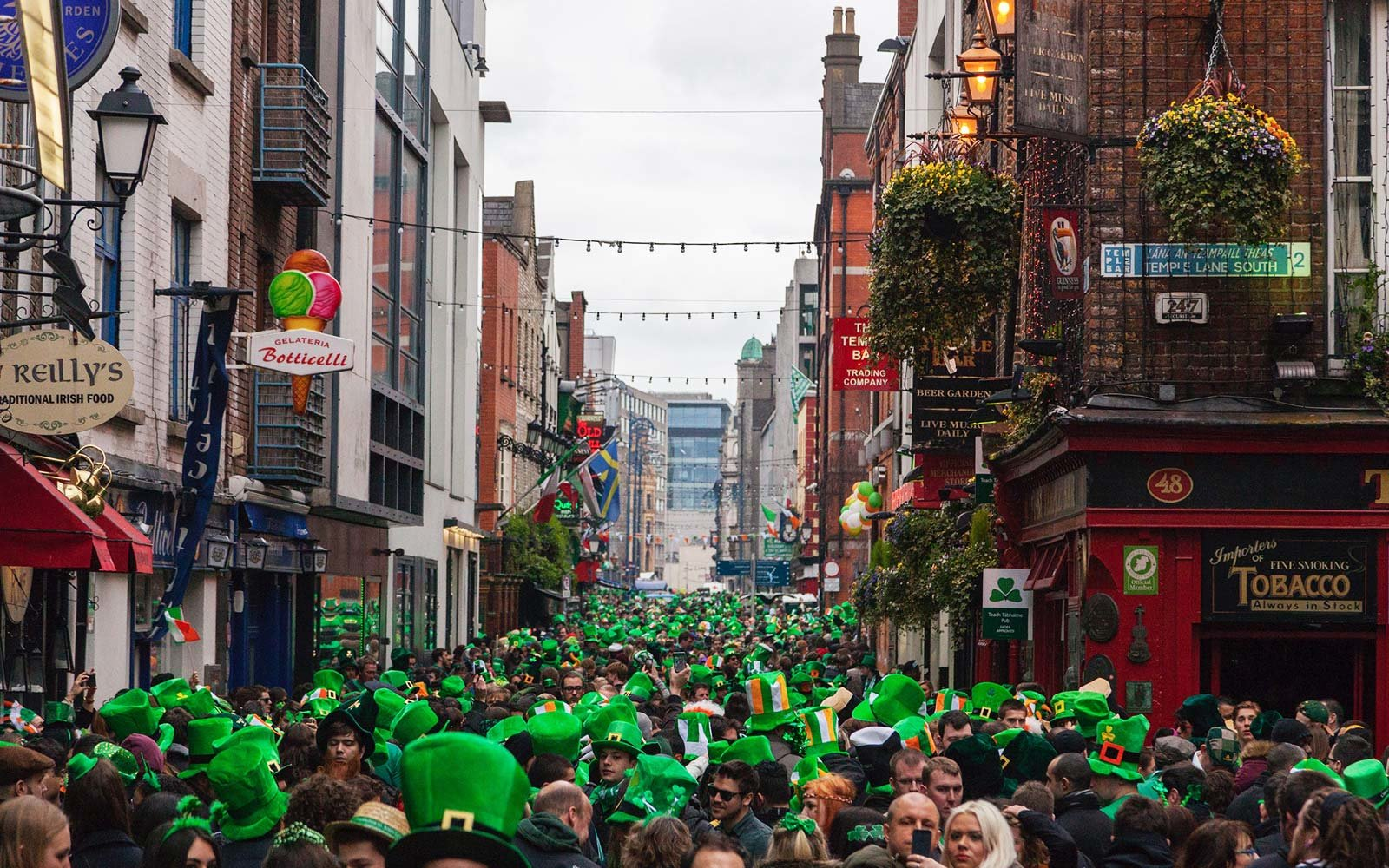 Where to go for St. Patrick's Day Around the World