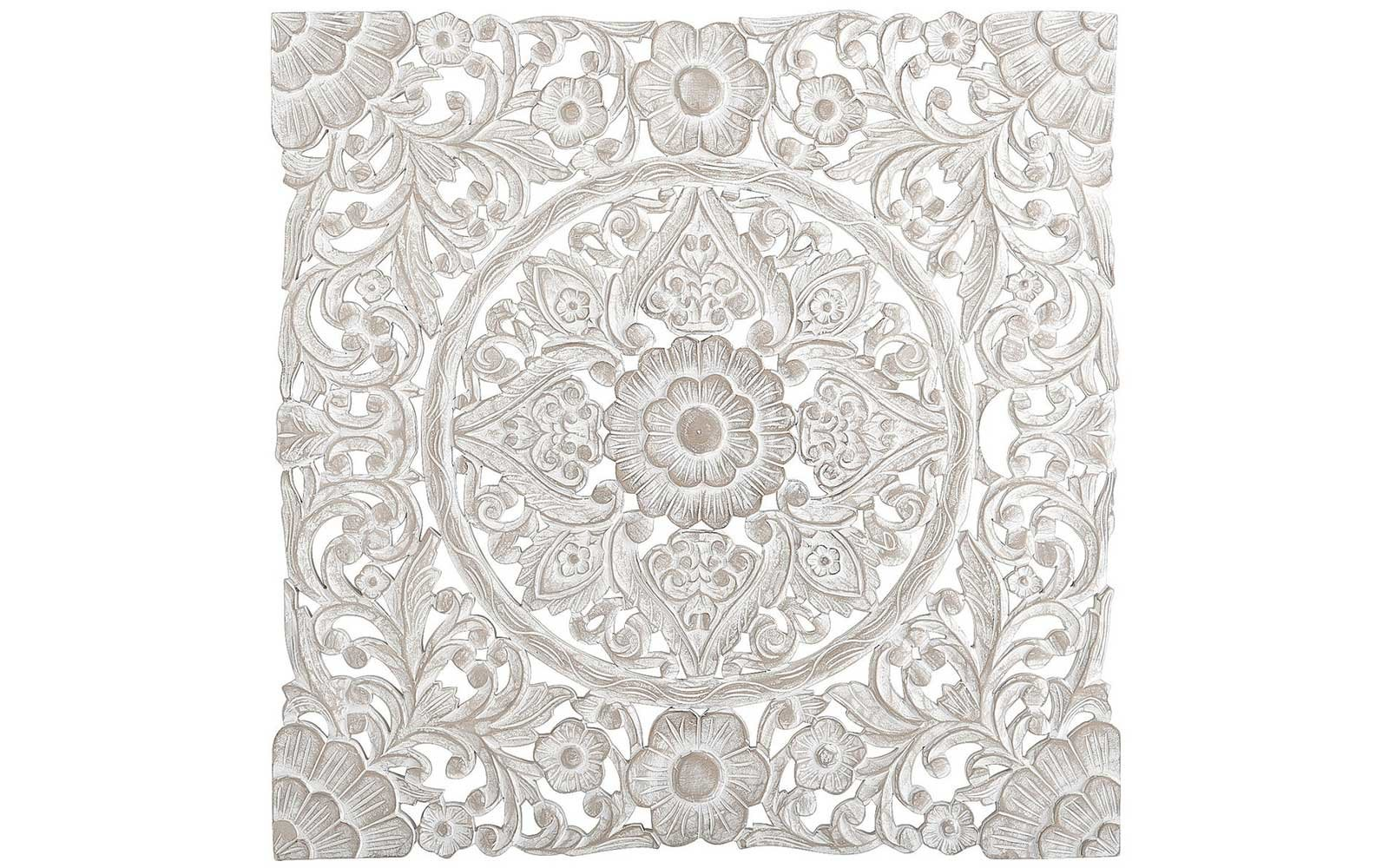 Pier One White Carved Wall Decor : How to decorate your home like bali travel leisure