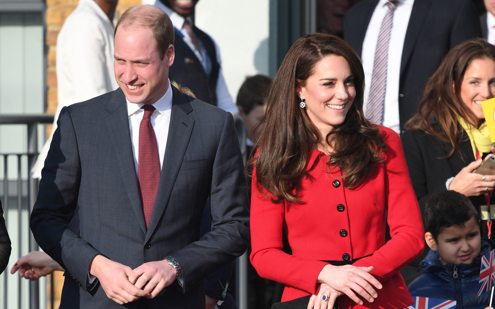 The definitive guide to Will and Kate's London.