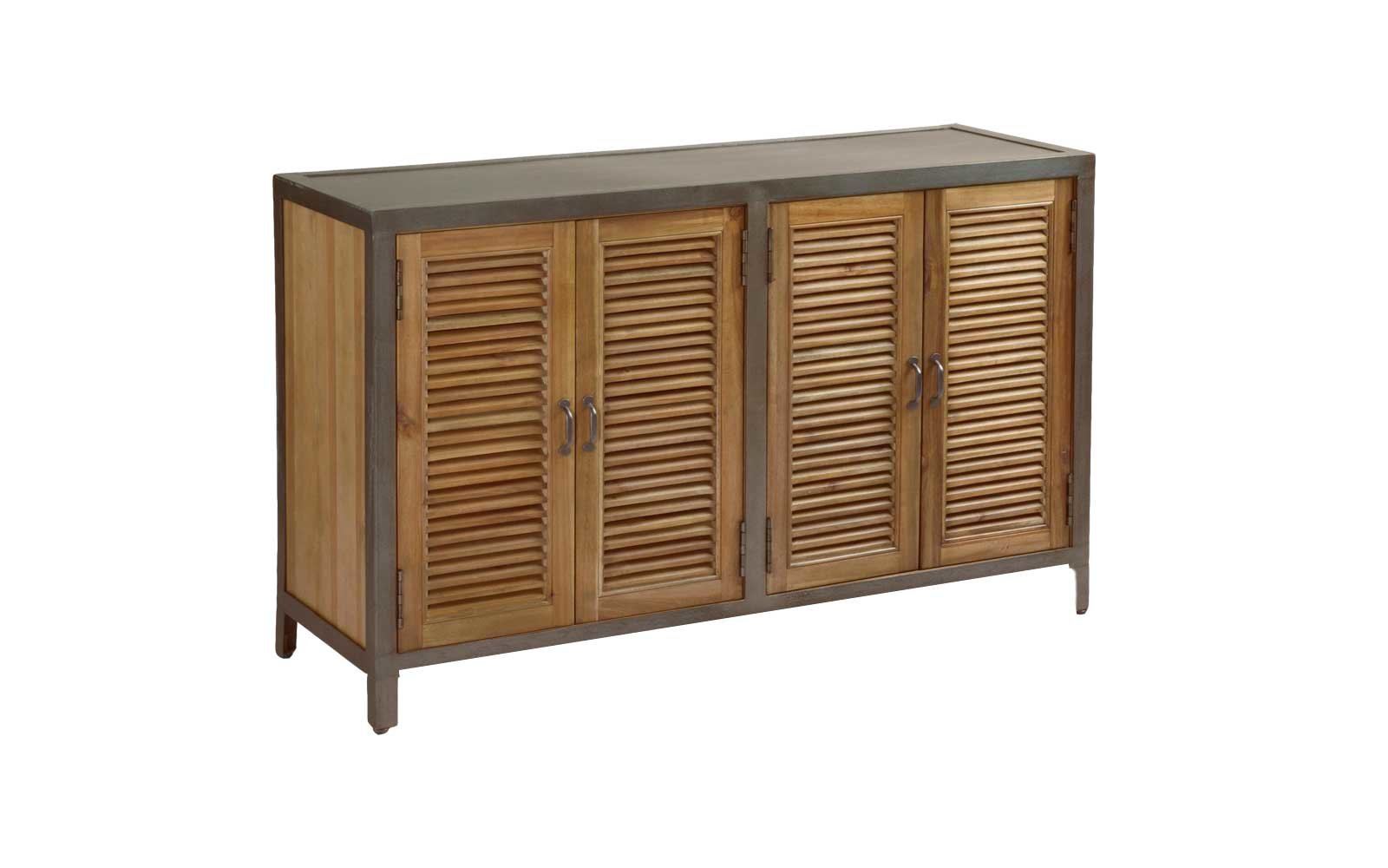Double Shutter Doors Holbrook Sideboard