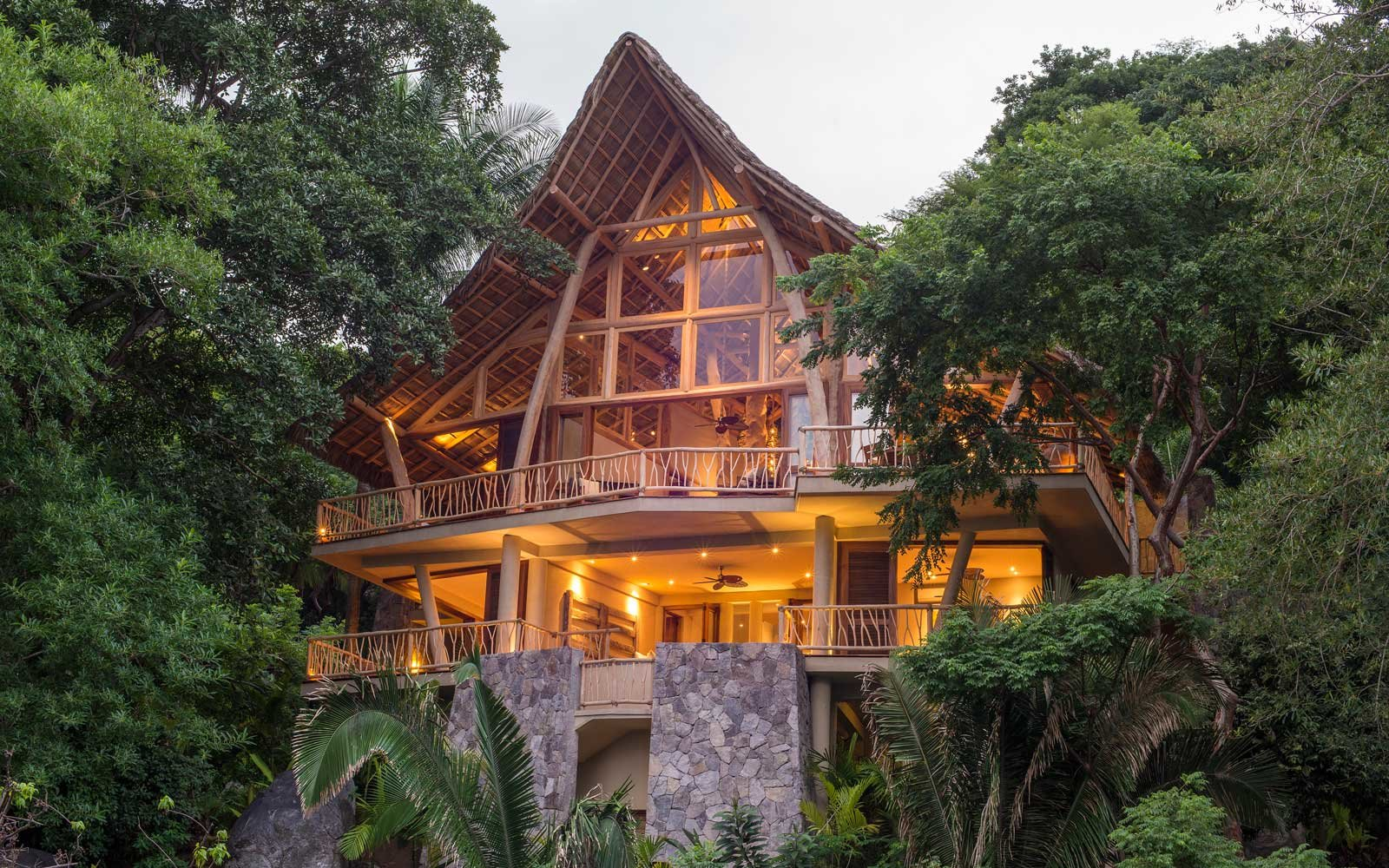 tree house pictures. This Incredible Tree House In Mexico Has A Hot Tub Overlooking The Pacific Ocean Pictures T
