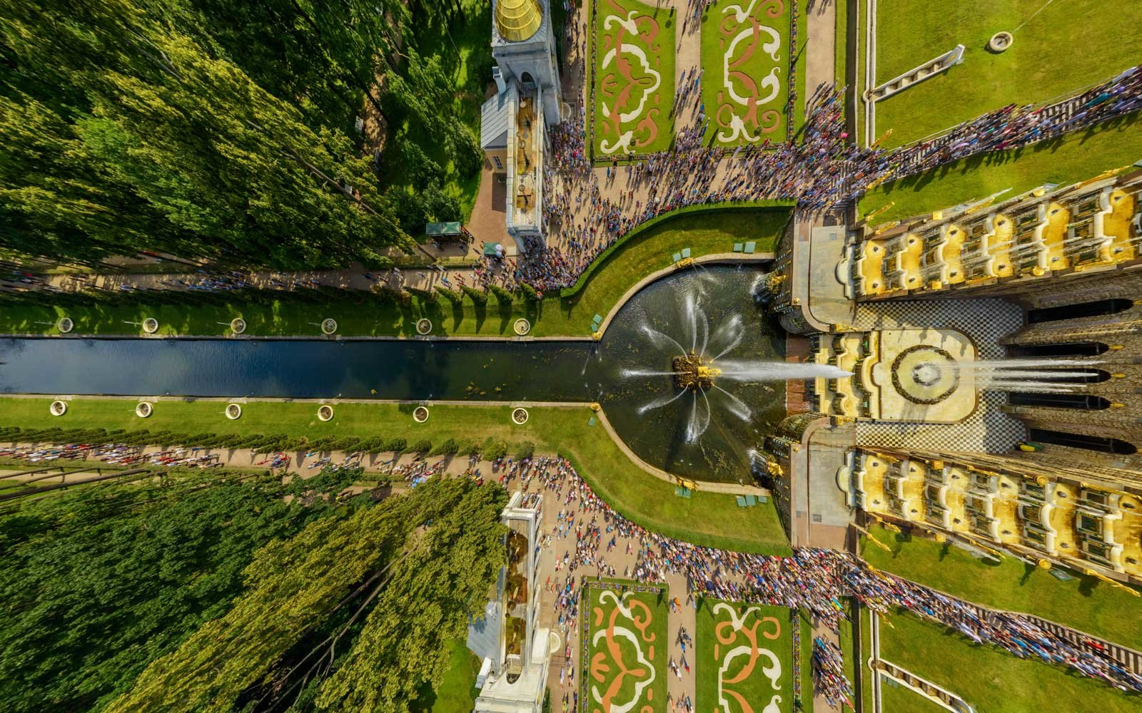 Aerial Photos Around The World