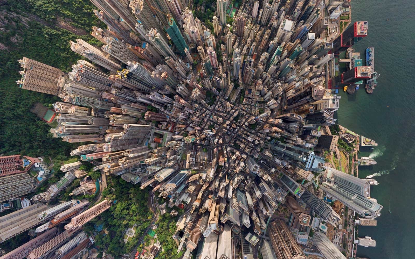 12 Aerial Photos That Show the World in Ways You've Never Seen