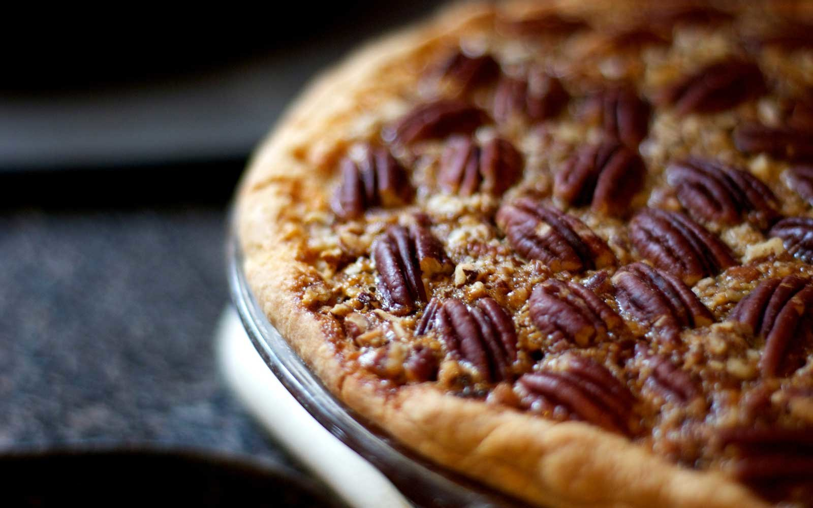 Pecan Pie Vending Machine