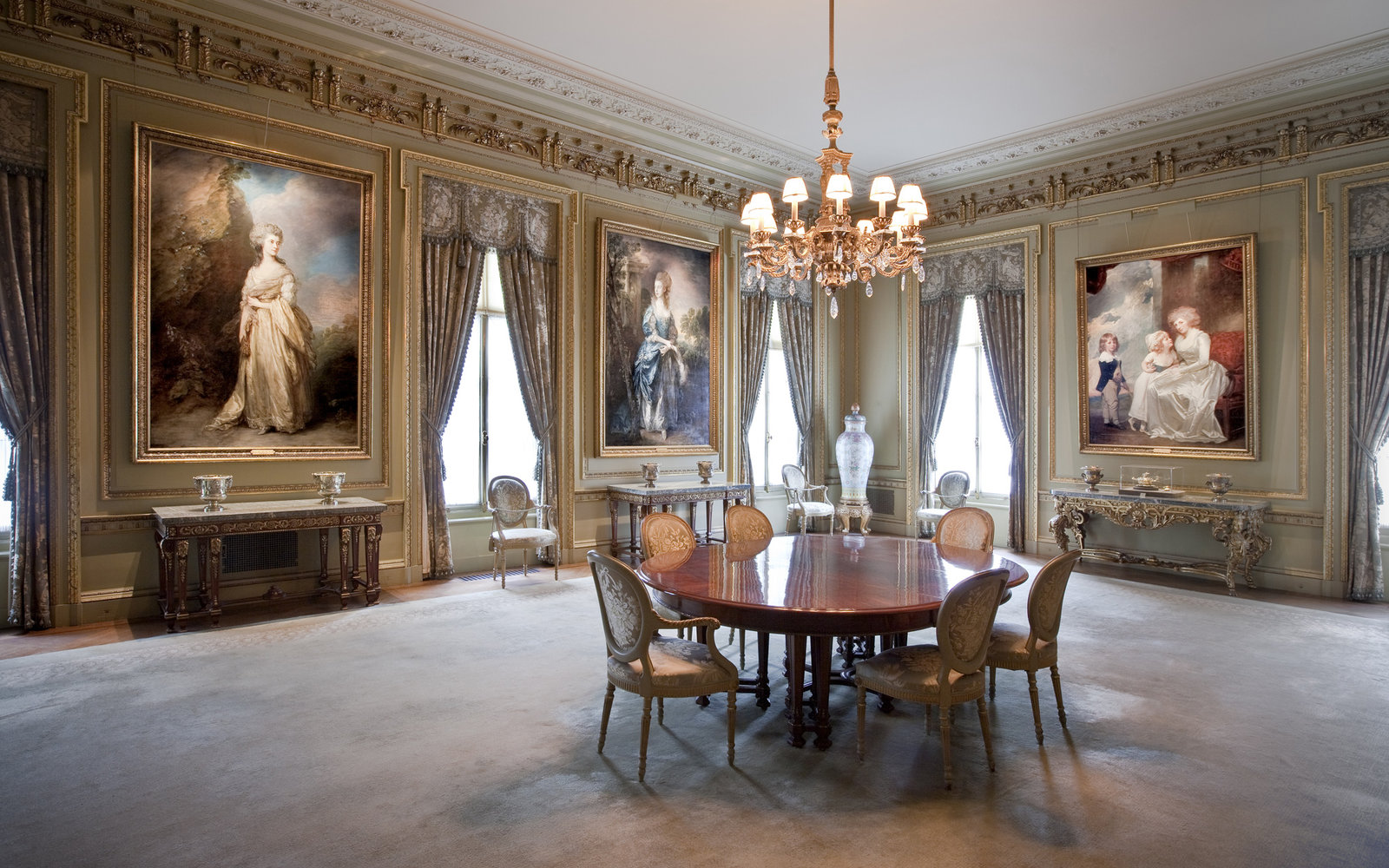 The Frick Collection Travel Leisure