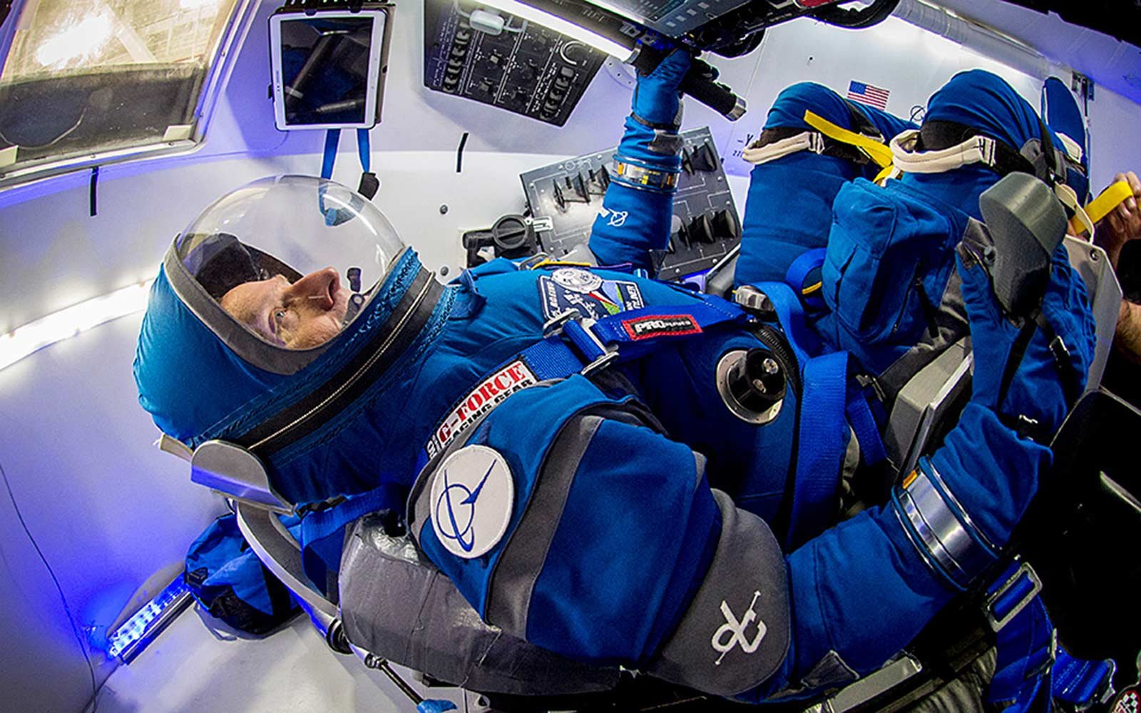 This guy invented a genius solution for pooping in space — here's how it works